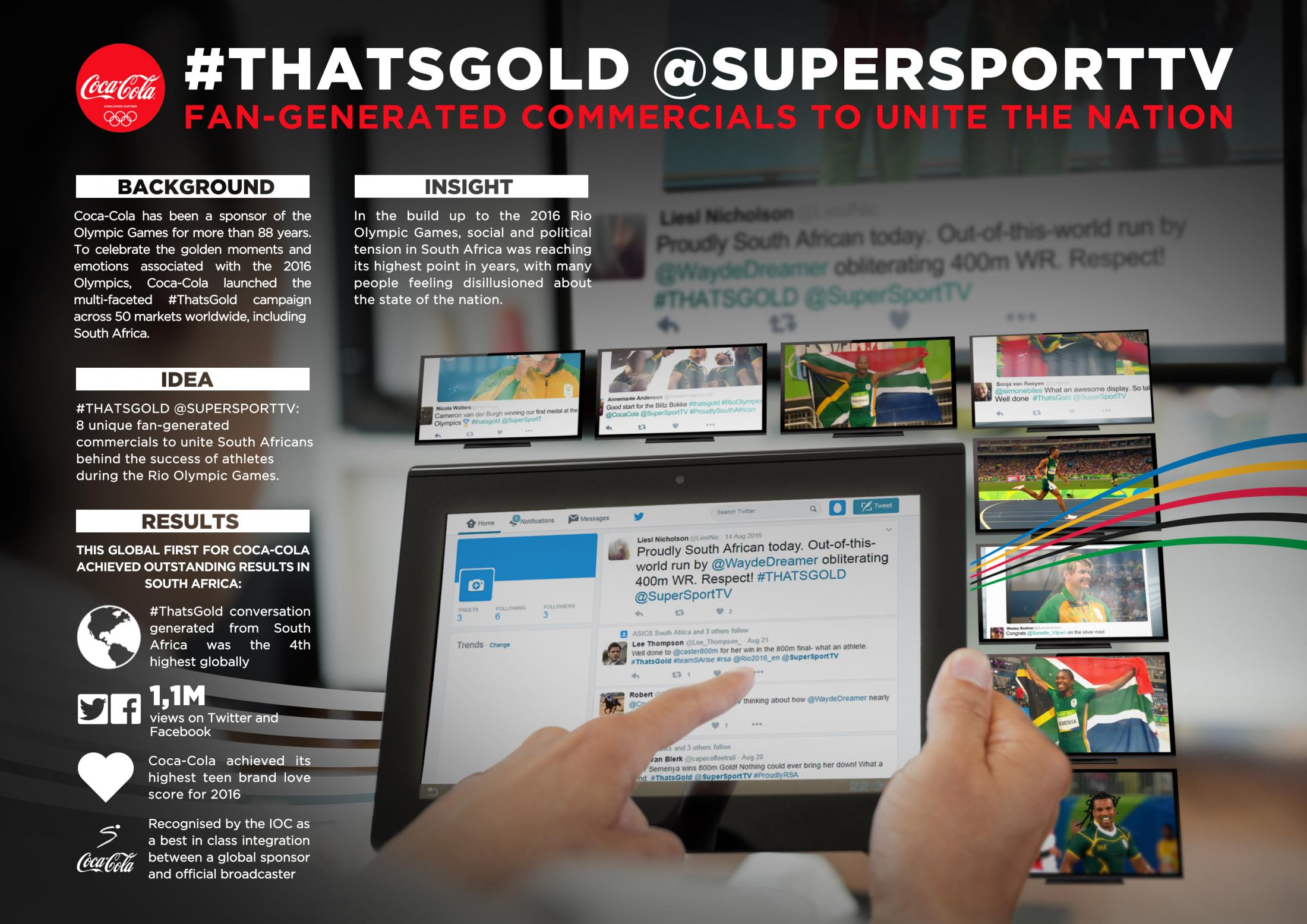 Thumbnail for #ThatsGold @SuperSportTV