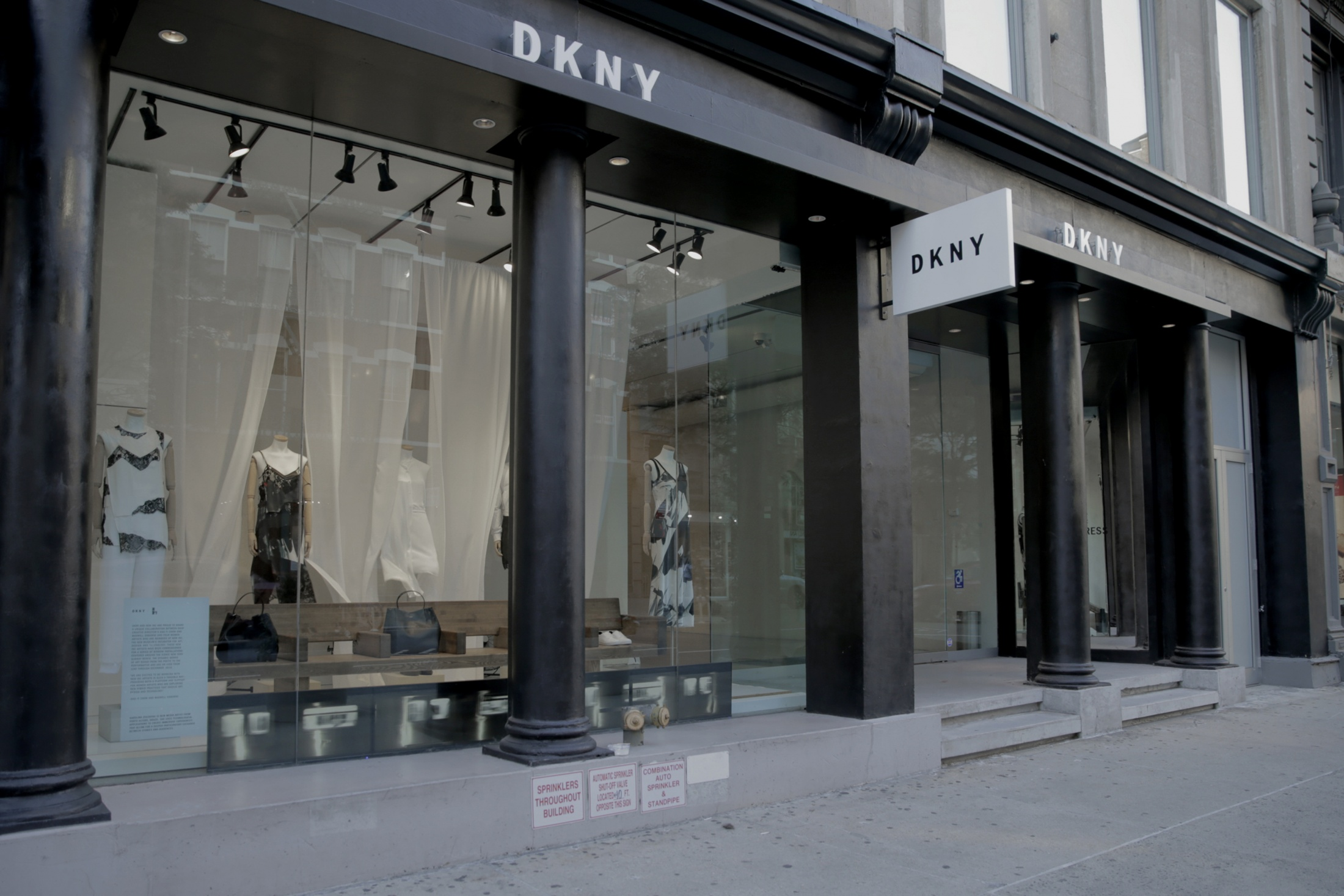Thumbnail for Wind | DKNY X NEW INC