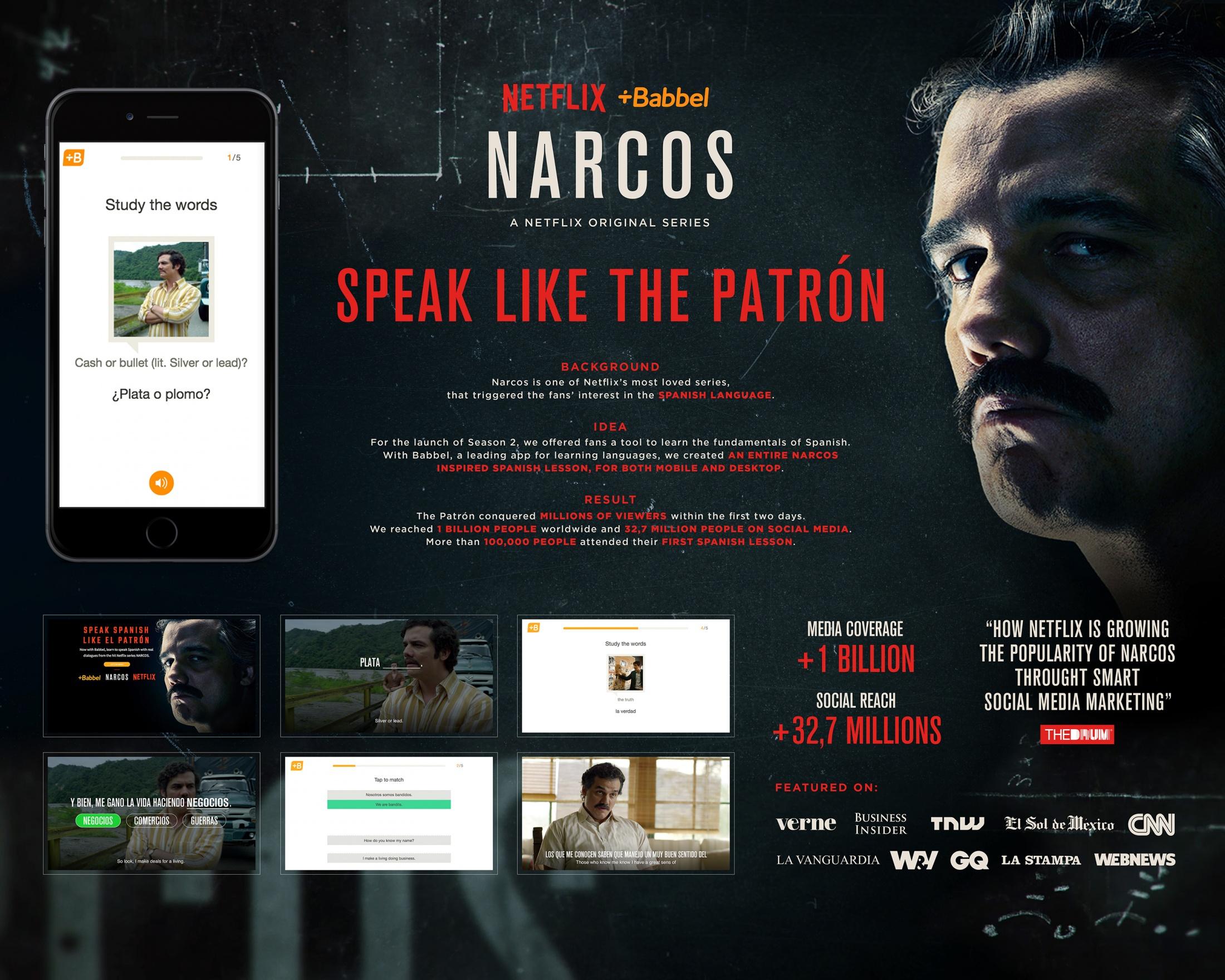 Thumbnail for Speak like the Patrón