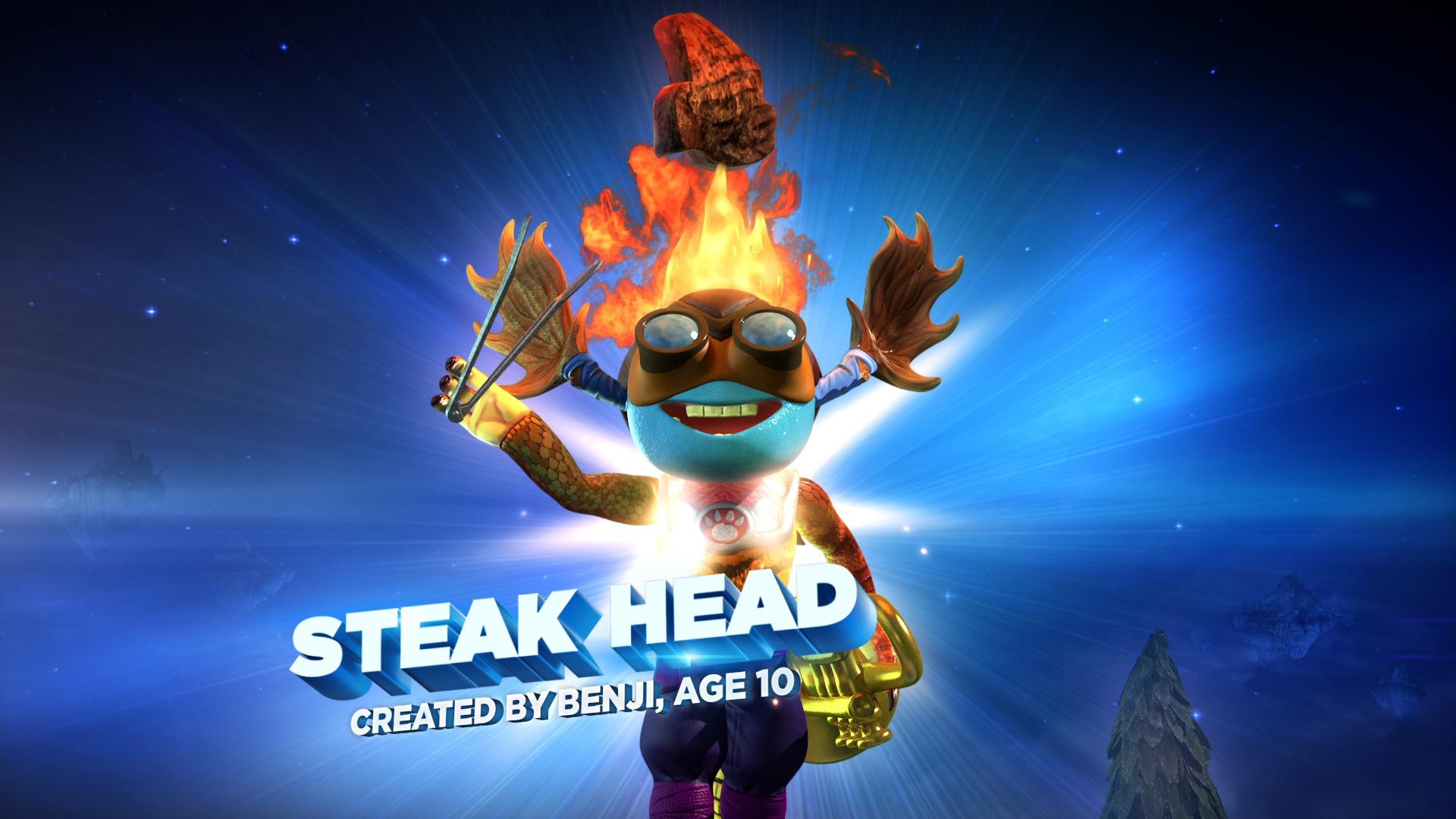 Thumbnail for Meet Steakhead