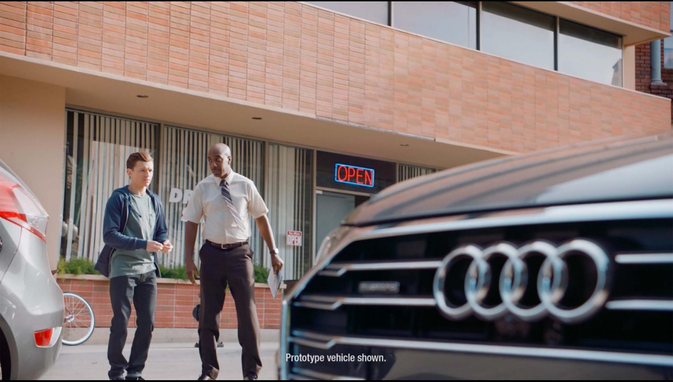 Thumbnail for Audi
