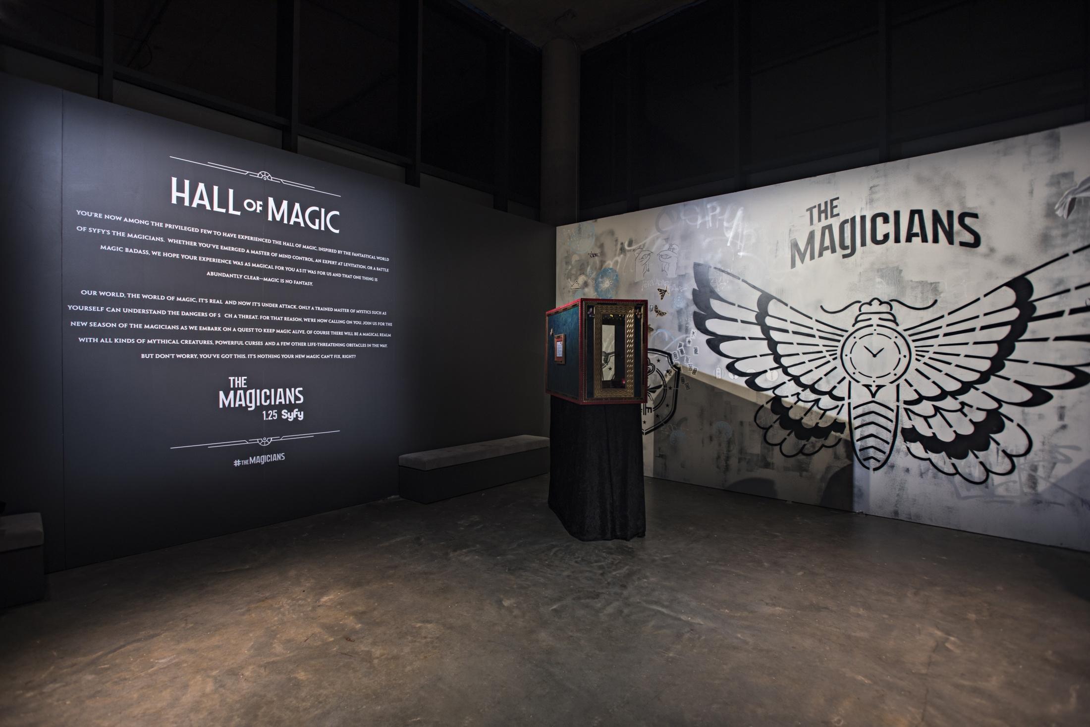 Thumbnail for Hall of Magic