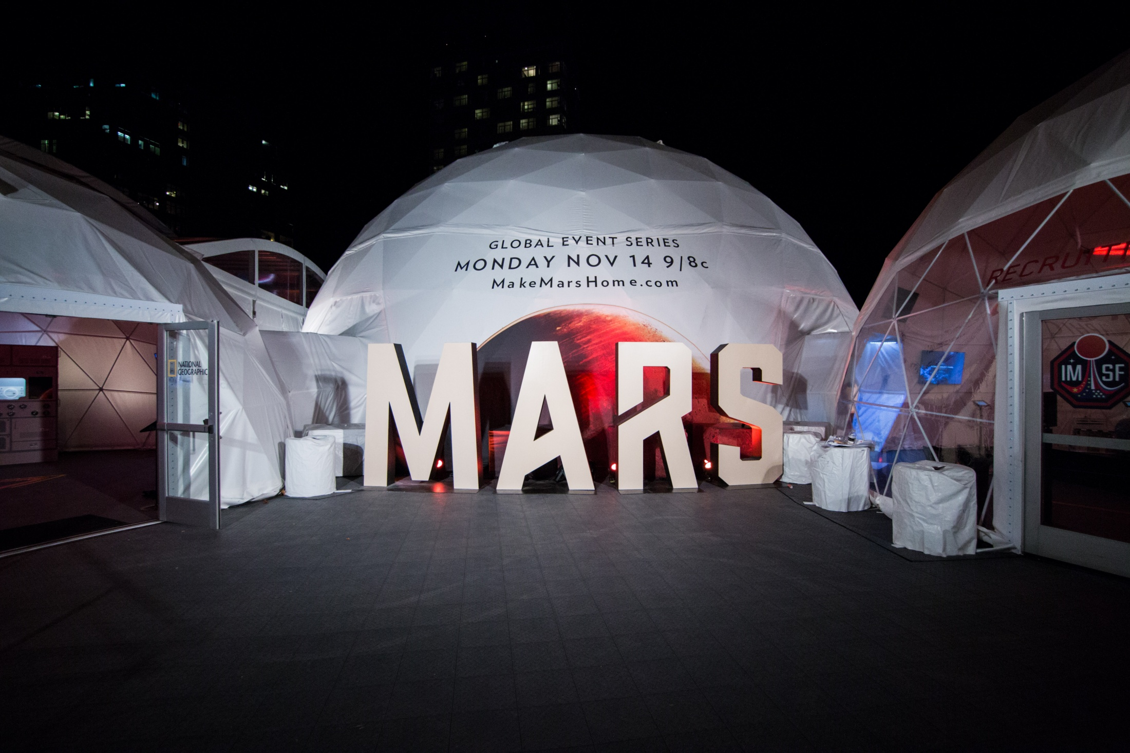 Thumbnail for MARS Dome