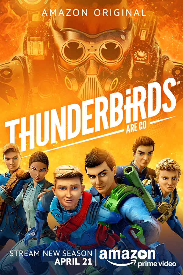 Thumbnail for Thunderbirds Are Go!: Long Form Trailer