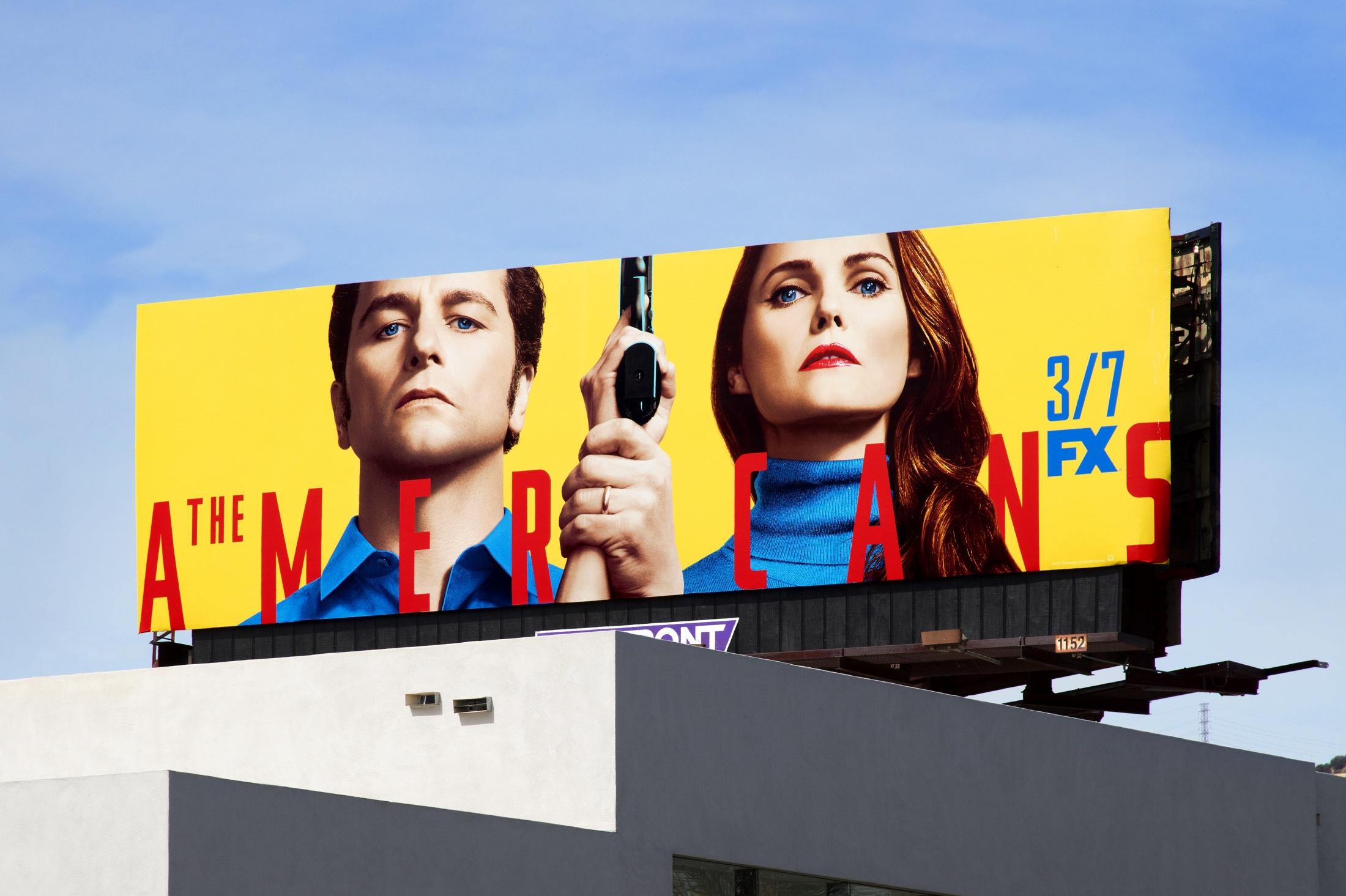 Thumbnail for The Americans - Season 5