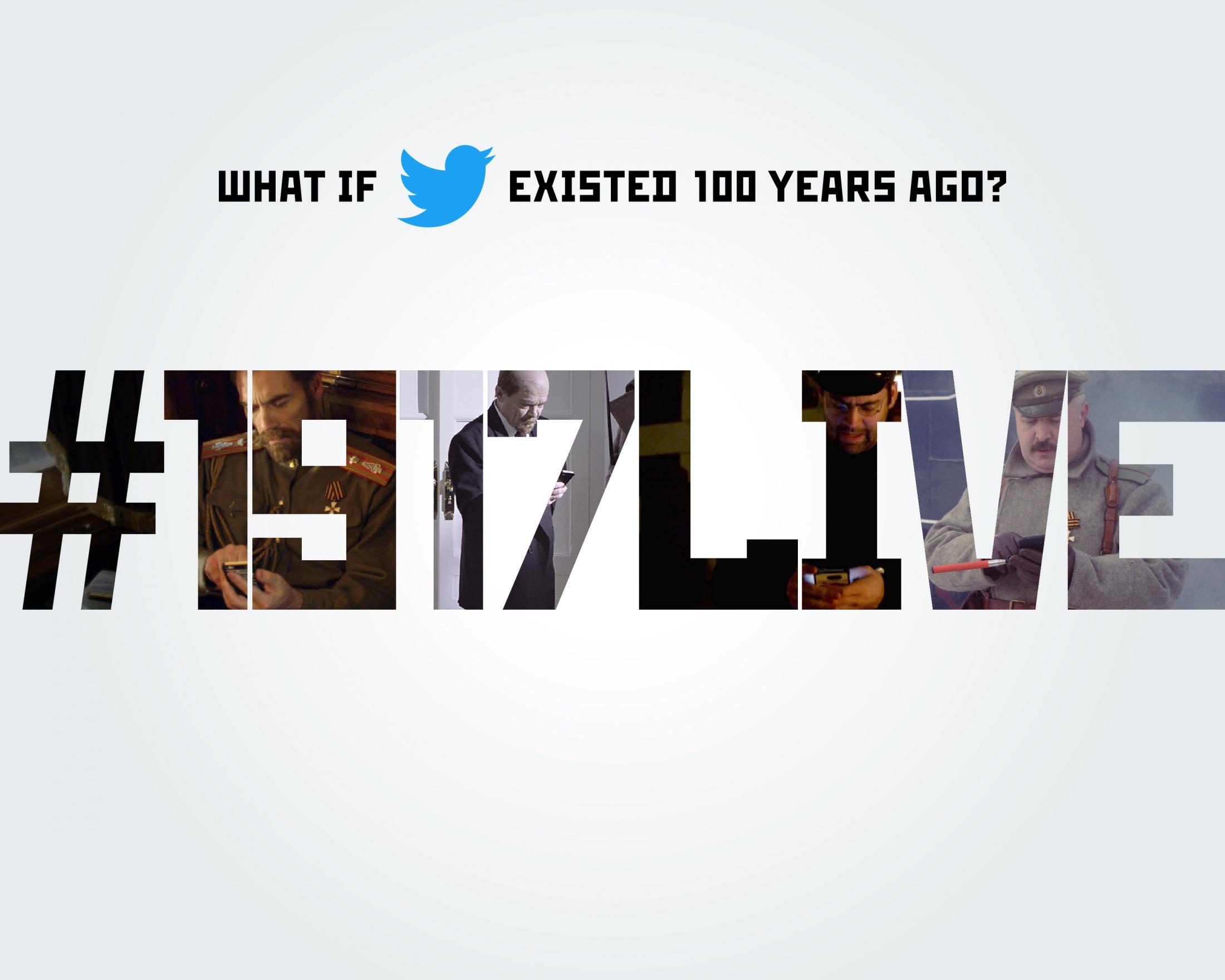 Thumbnail for #1917LIVE: Tsar tweets abdication