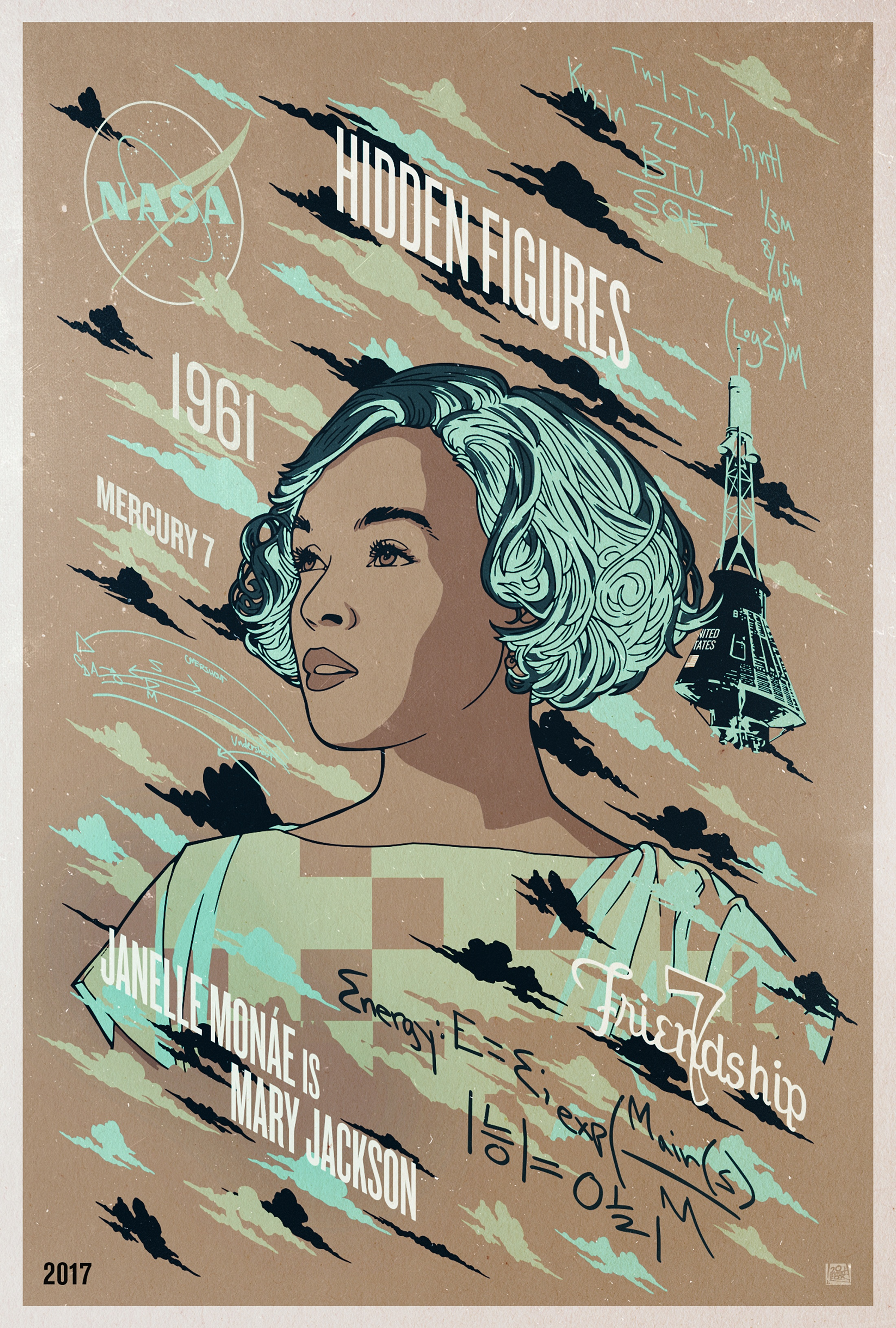 Thumbnail for COPY OF: Hidden Figures - Character Series