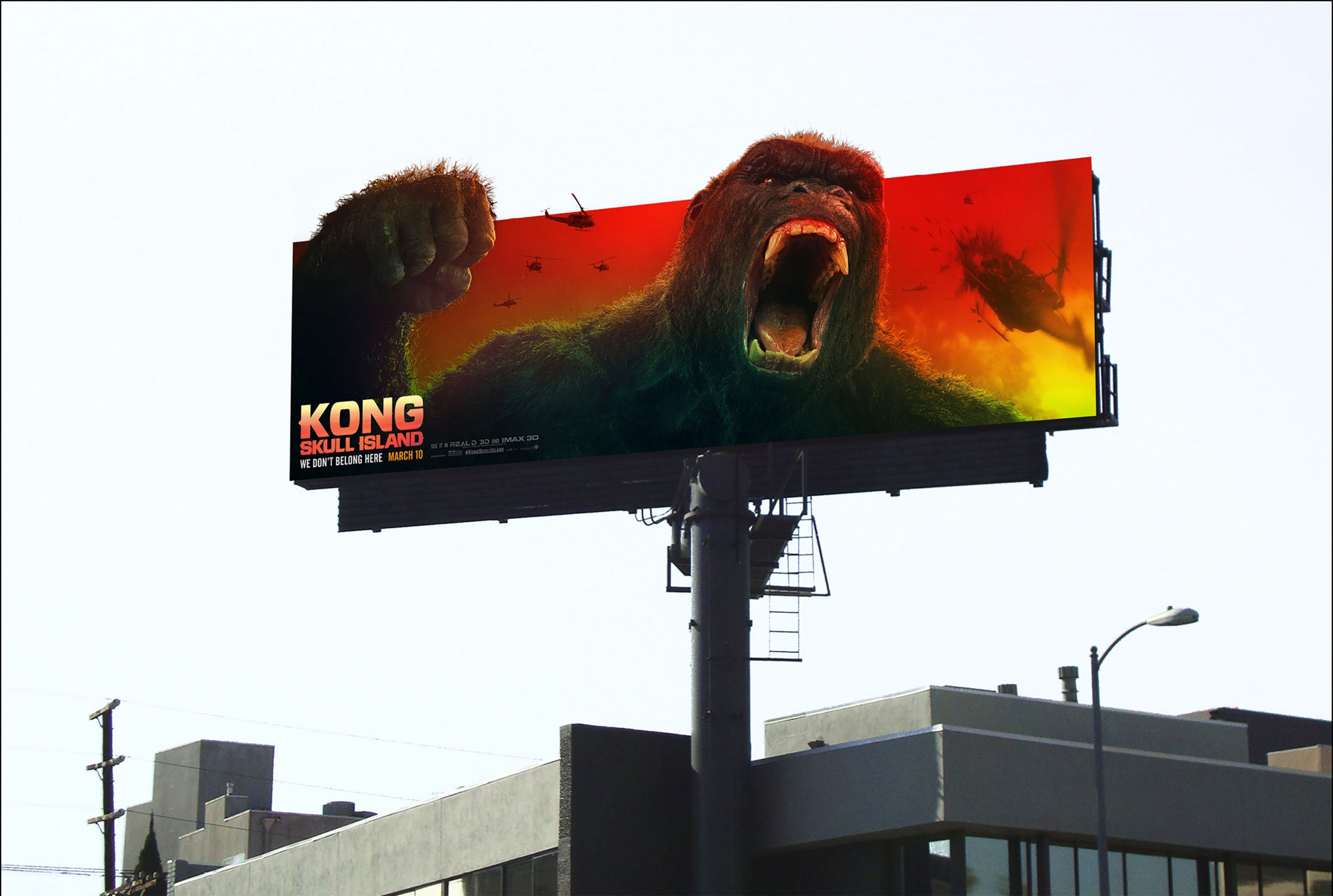 Thumbnail for Kong Breakout Billboard