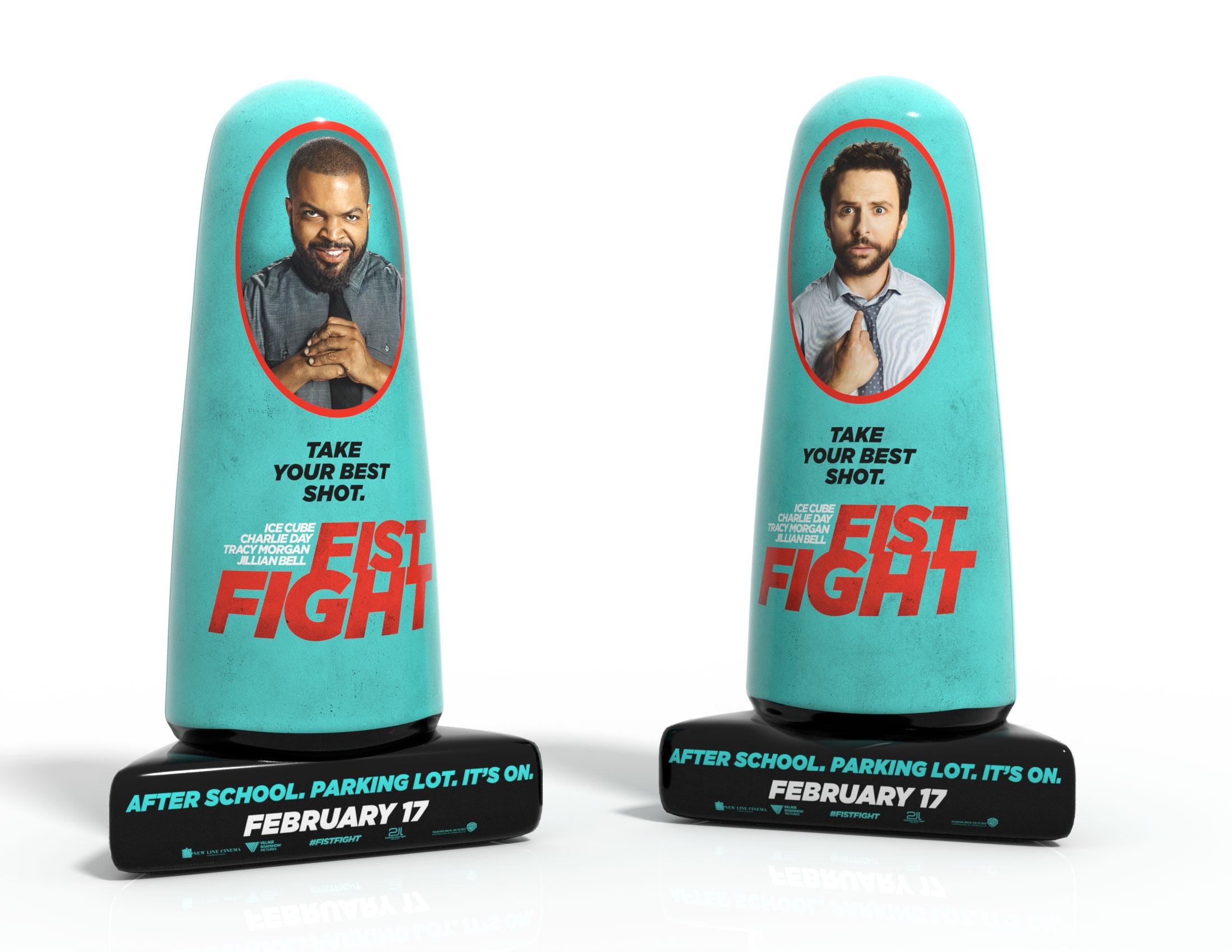 Thumbnail for Fist Fight Inflatable Theatrical Display