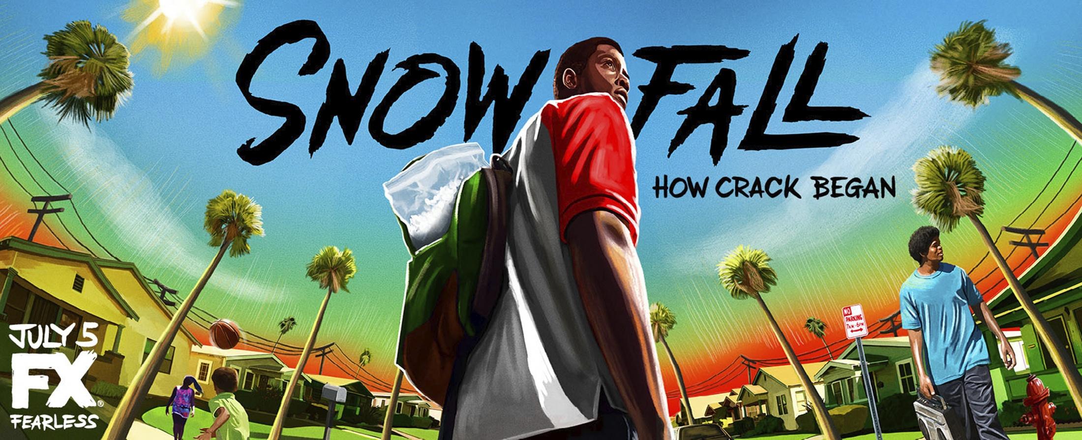 Thumbnail for Snowfall billboard (Franklin)