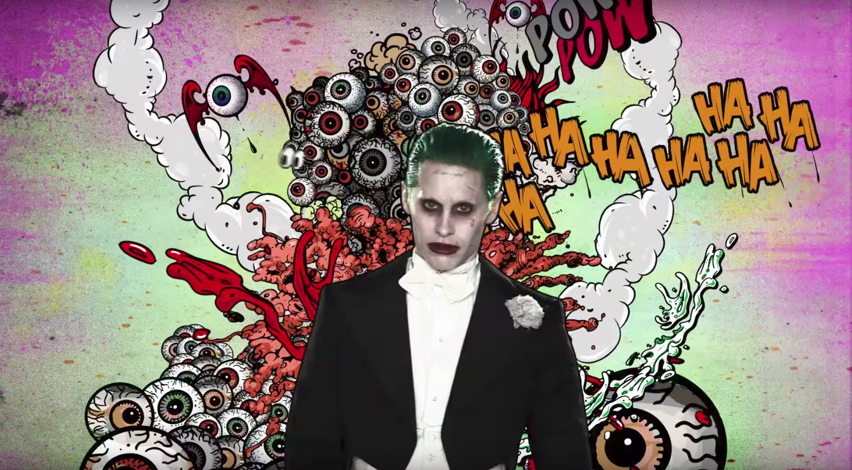 Thumbnail for Suicide Squad Character Instagrams