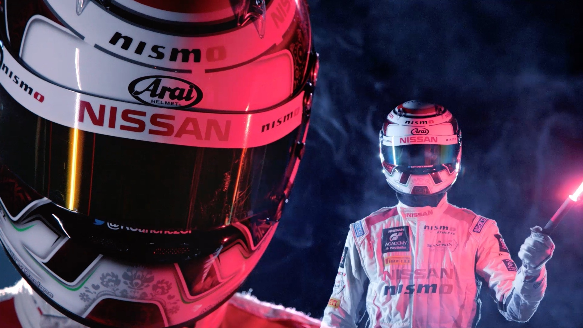 Thumbnail for GT Sport - Join The Human Race