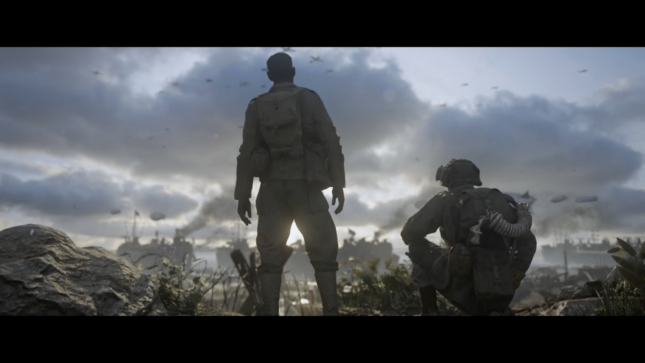 Thumbnail for Featurette - Call of Duty: WWII