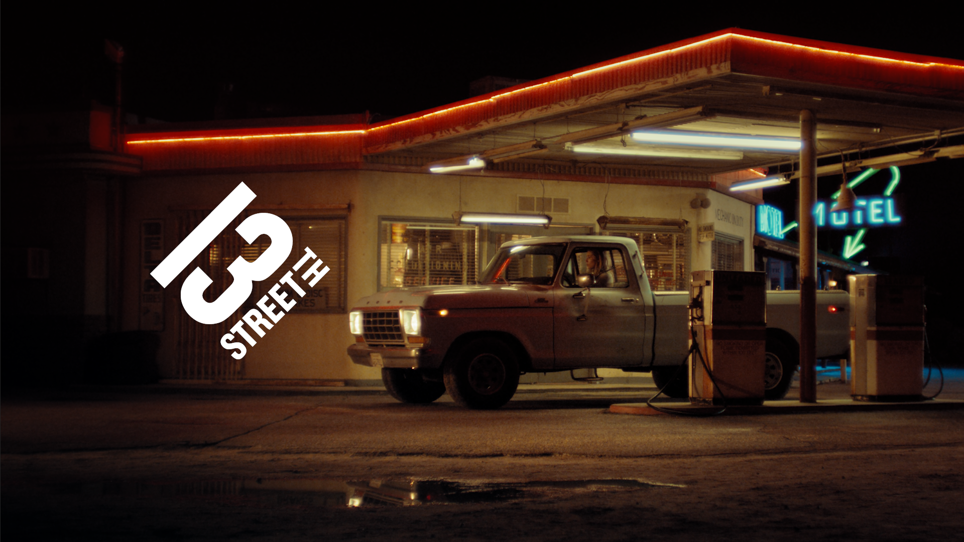 Thumbnail for 13th Street Rebrand - Idents