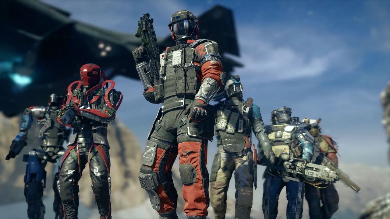 Thumbnail for Call of Duty: Infinite Warfare Multiplayer Reveal Trailer