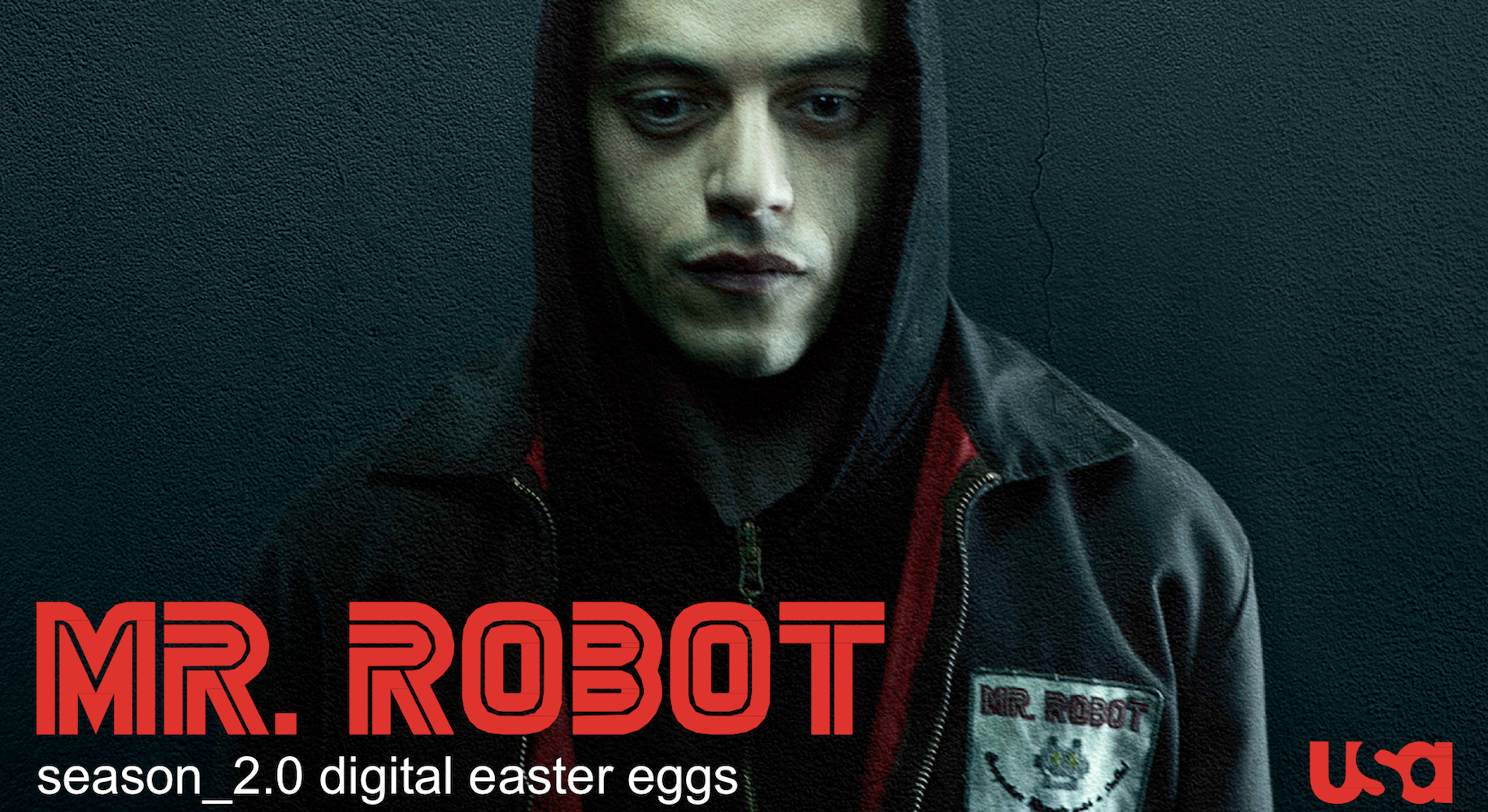 Thumbnail for Mr. Robot Season 2 Digital Easter Eggs