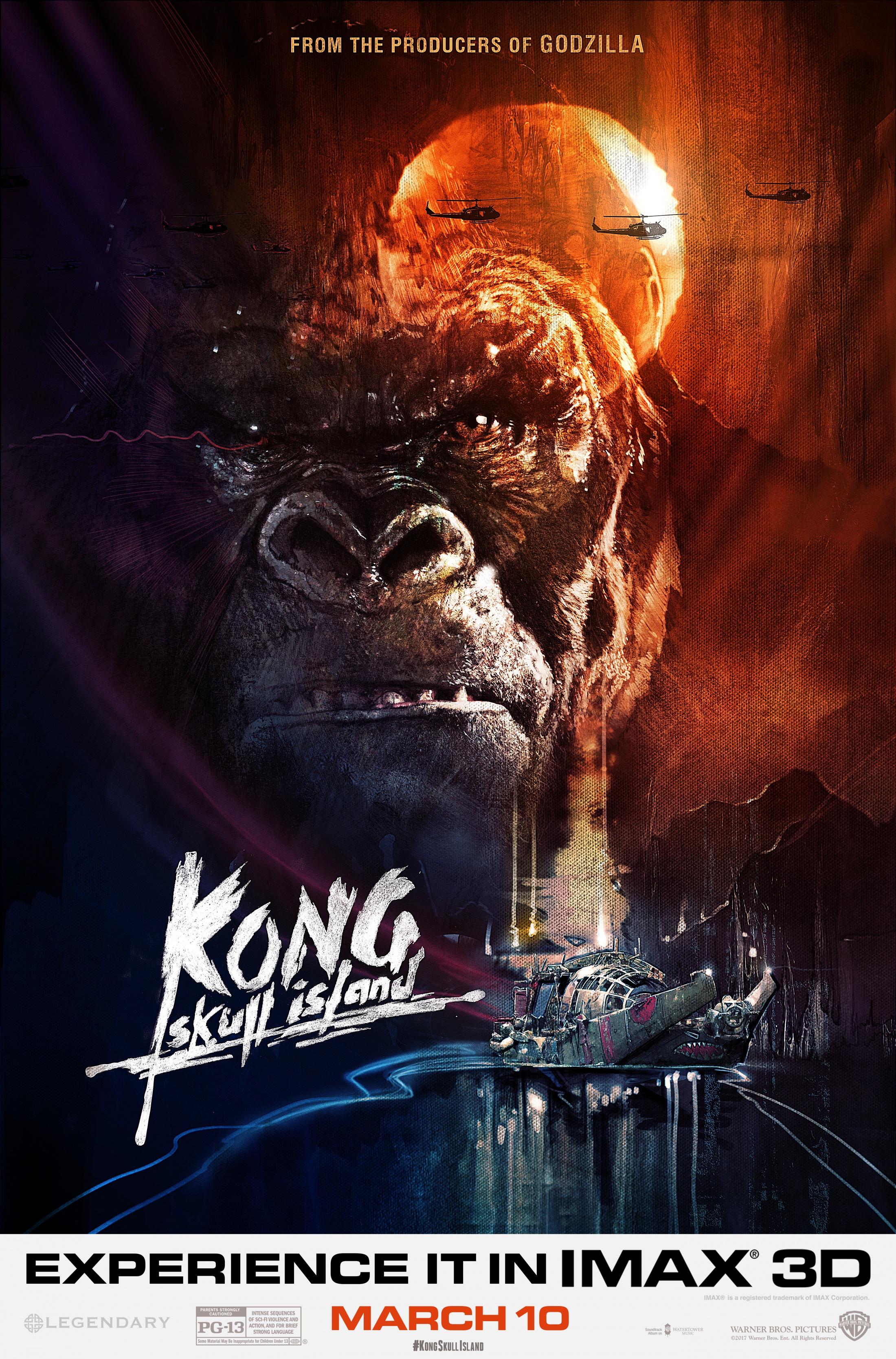 Thumbnail for Kong: Skull Island