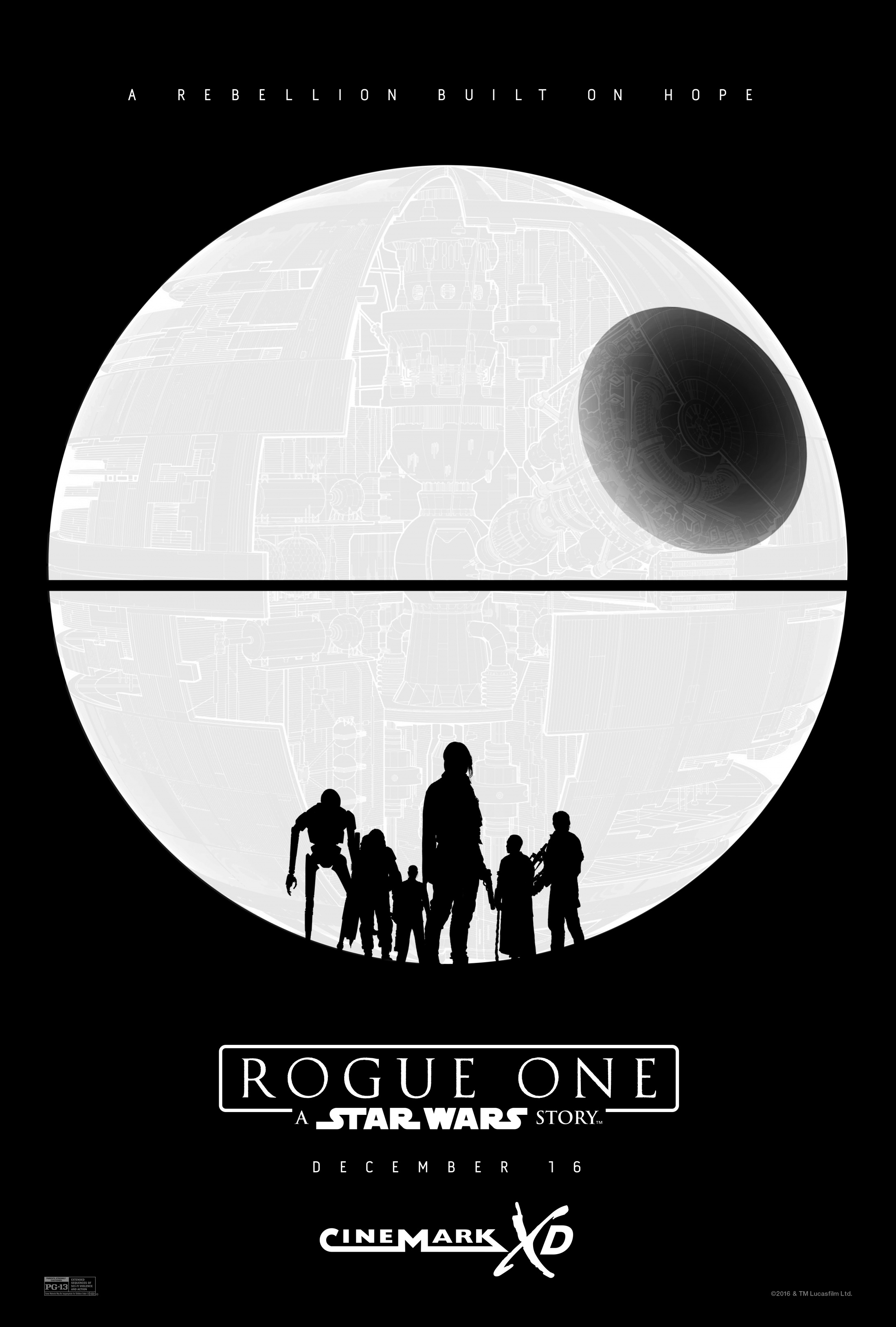 Thumbnail for Rogue One Cinemark One Sheet