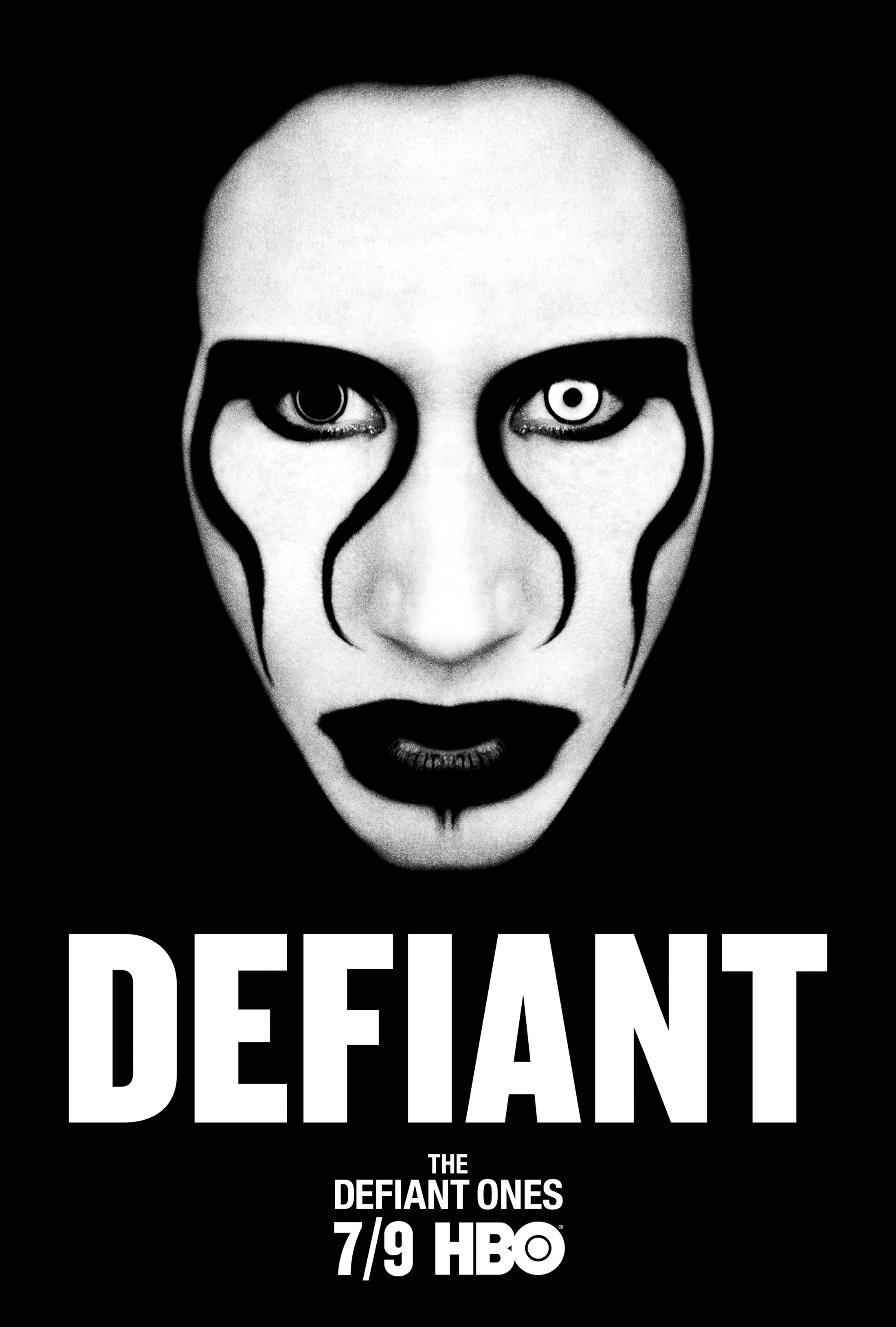 Image Media for The Defiant Ones Character Banner: Marilyn Manson