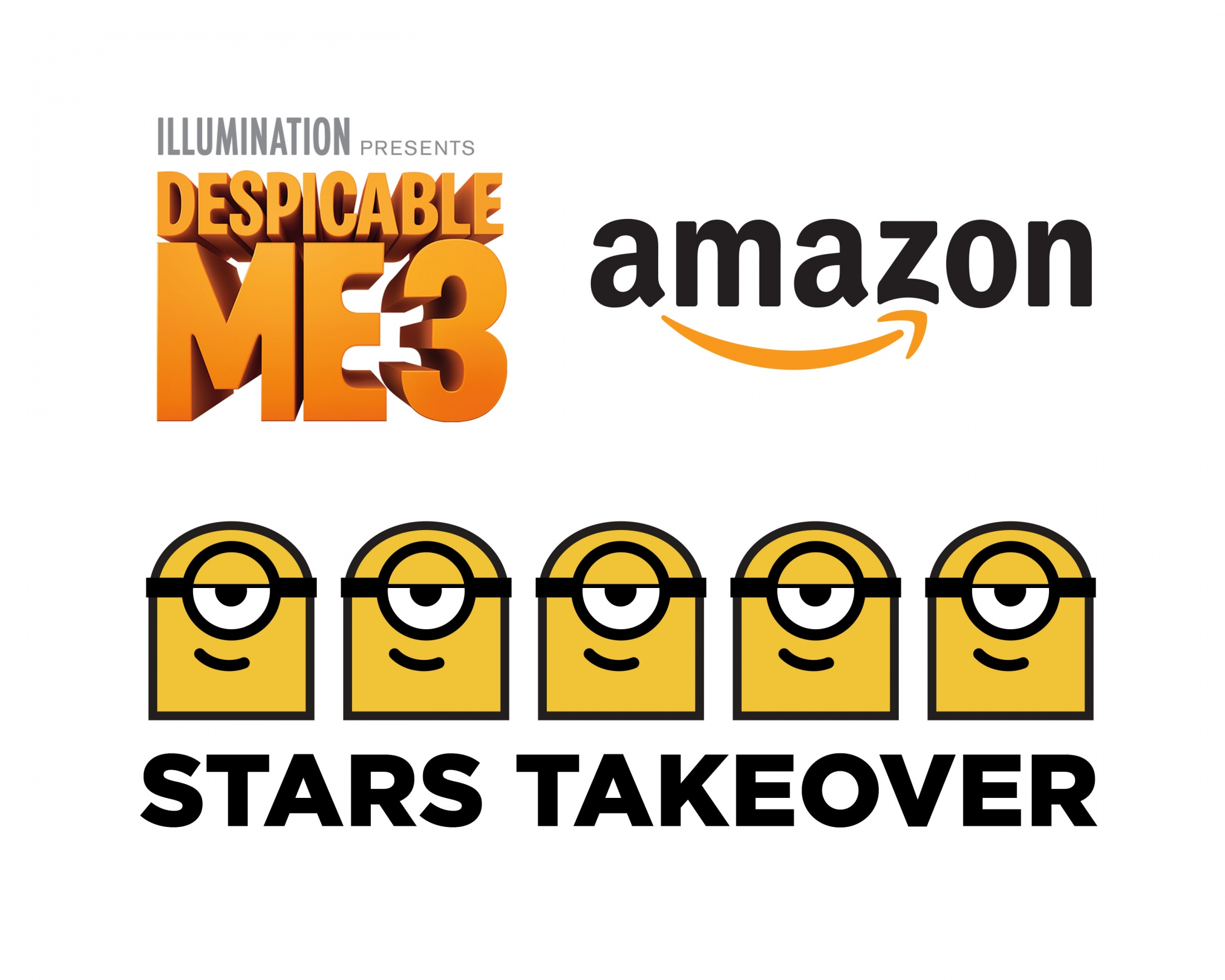 Thumbnail for Despicable Me 3 - Amazon Stars Takeover