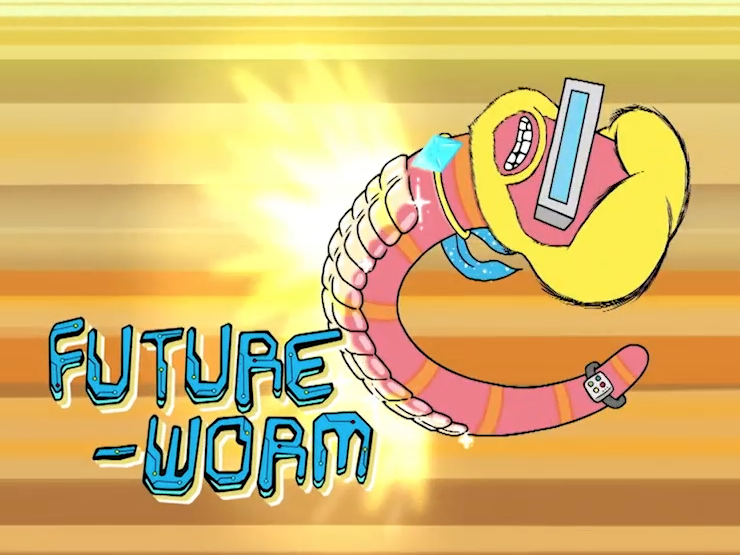 Thumbnail for Future Worm