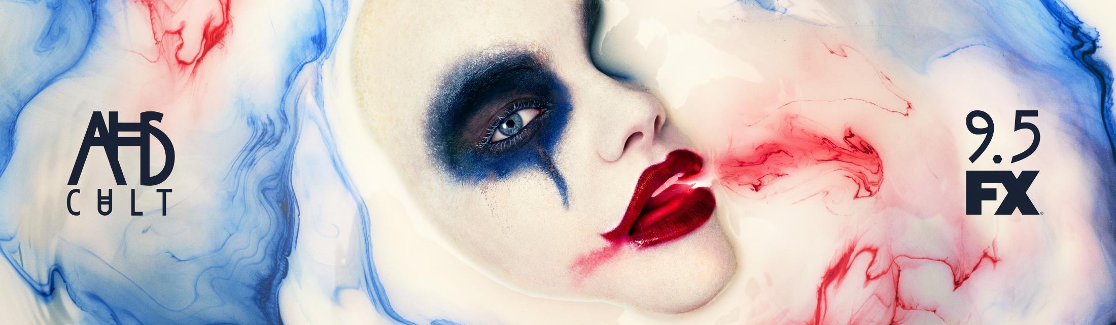 Thumbnail for American Horror Story: Cult Milk Bath Billboard