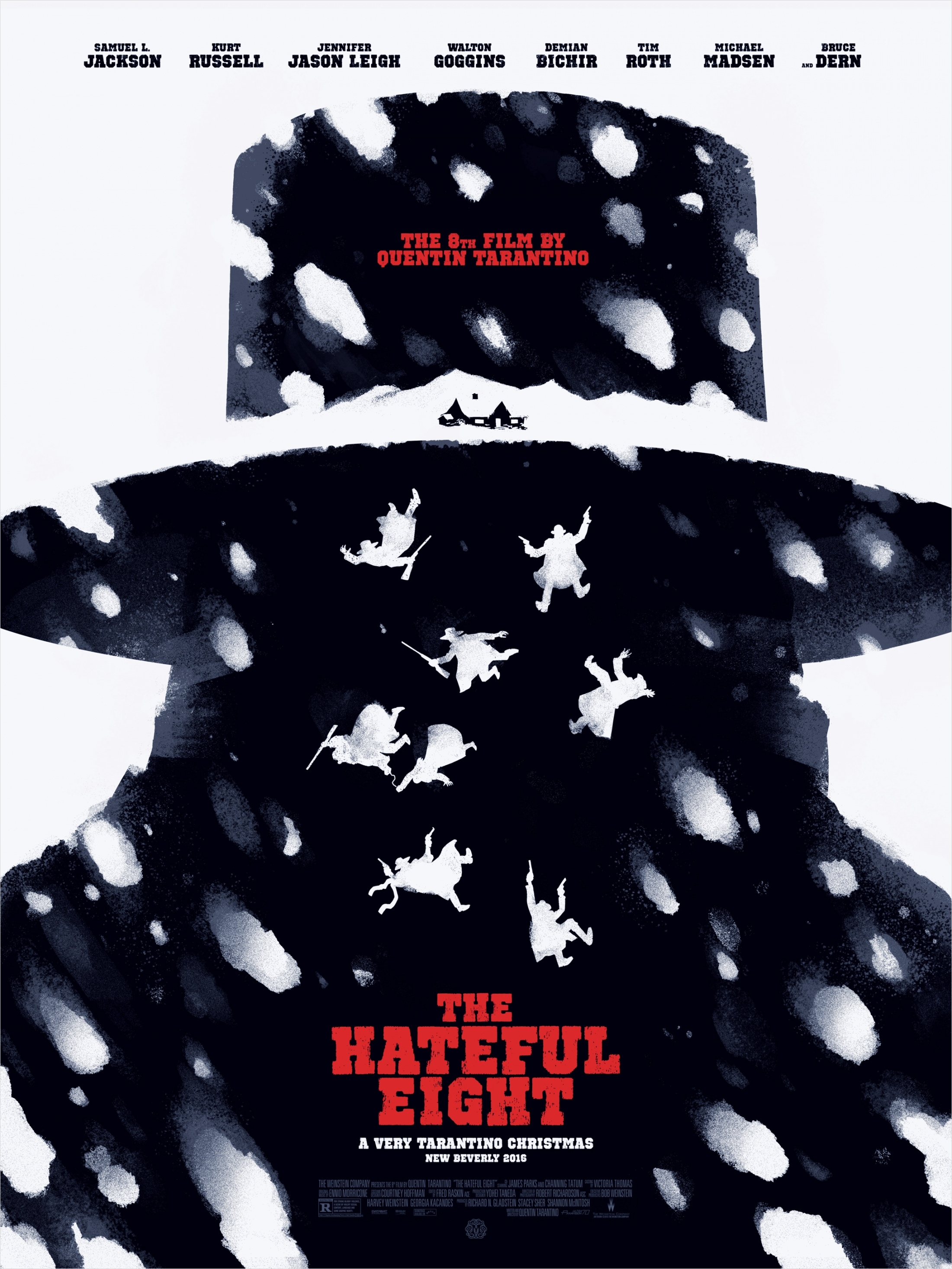 Thumbnail for The Hateful Eight Christmas Screening