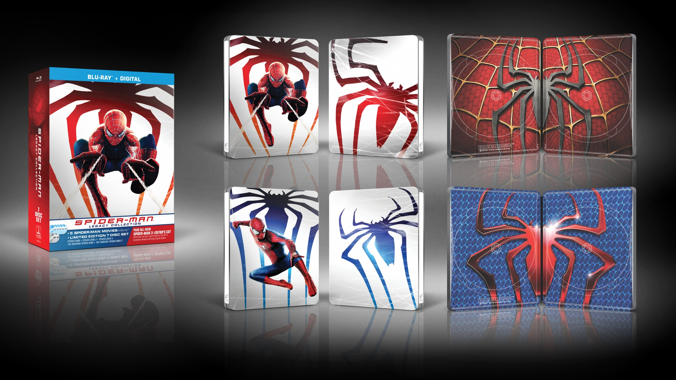 Thumbnail for Spider-Man Legacy Collection