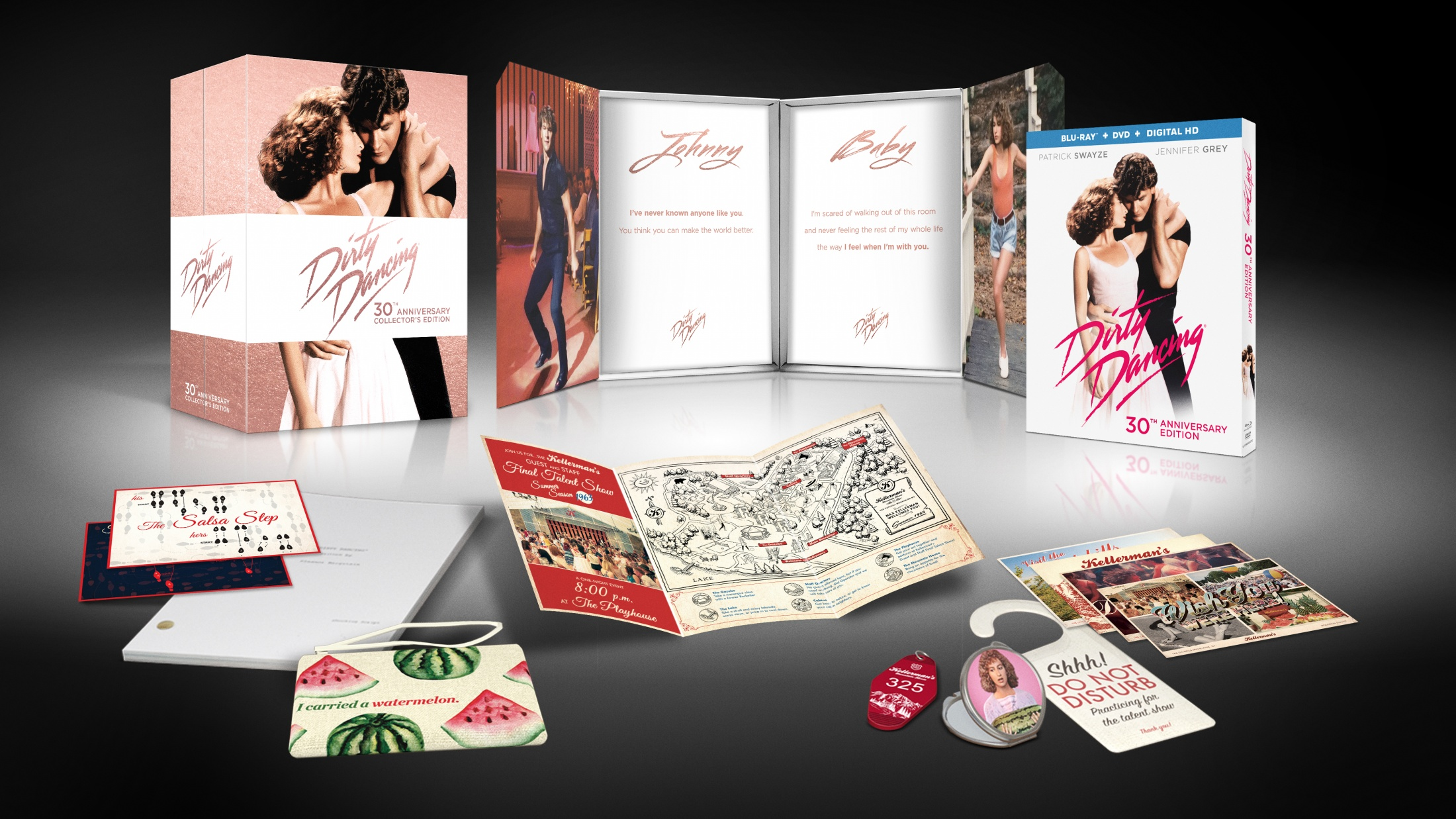 Thumbnail for Dirty Dancing 30th Anniversary Collector's Edition