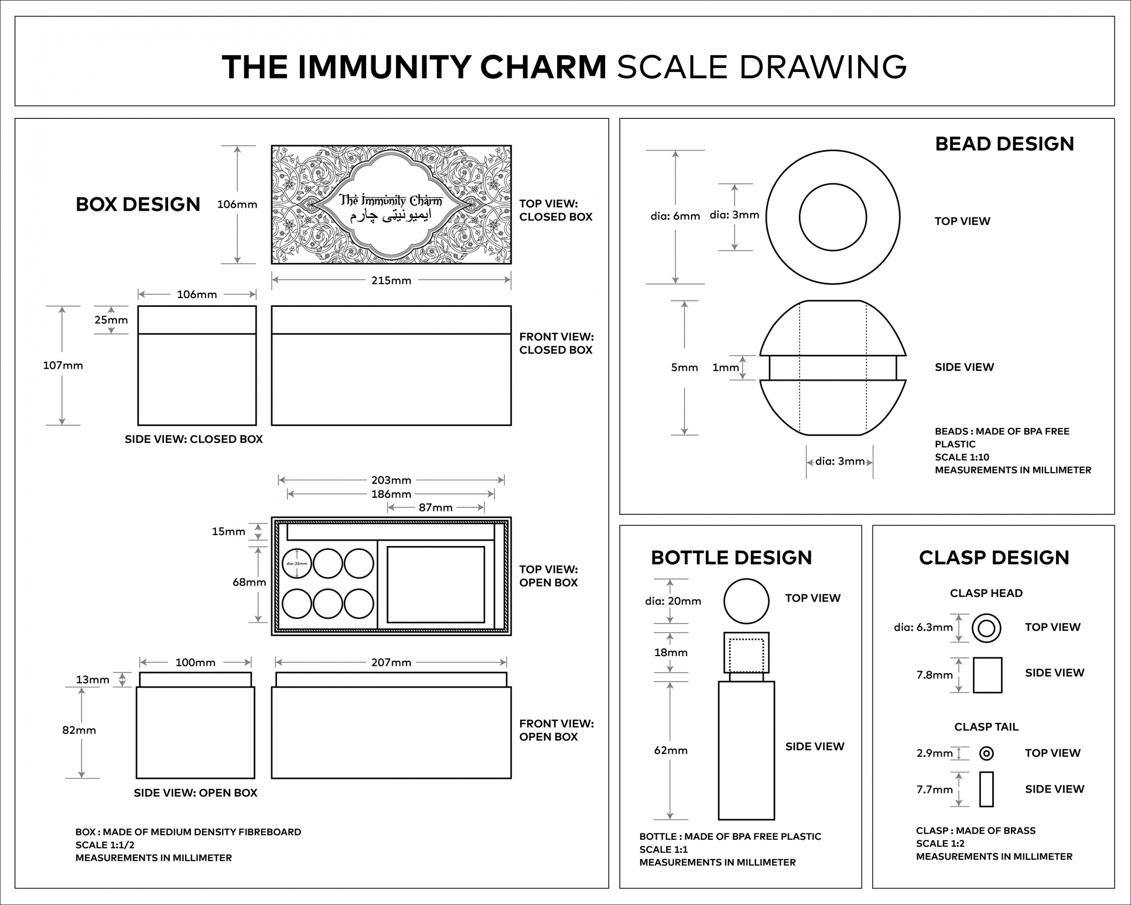 Thumbnail for The Immunity Charm