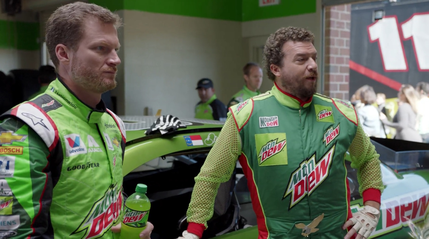 Thumbnail for Dew's New Driver: ESPN Interview
