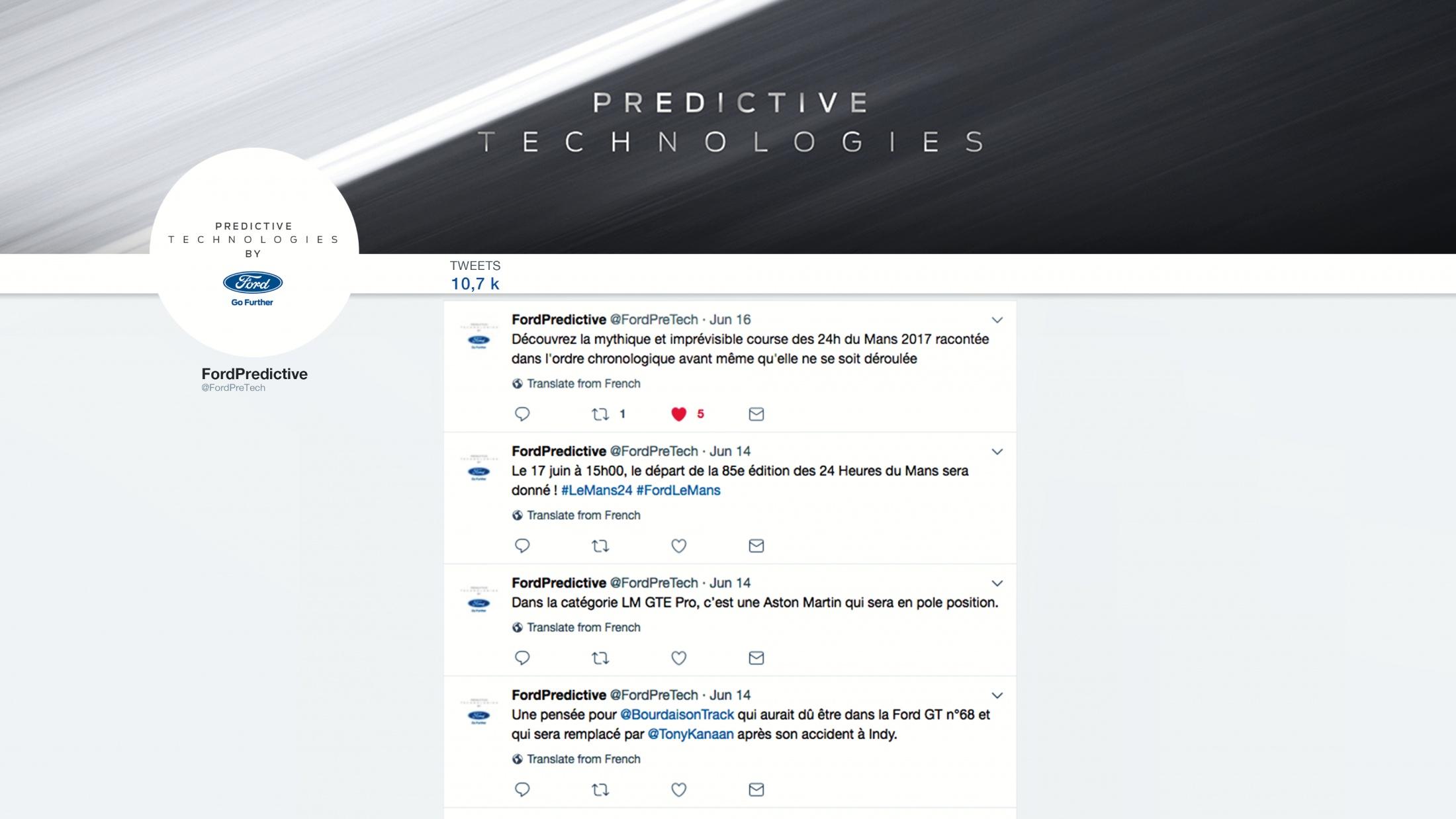 Thumbnail for Predictive Tweets