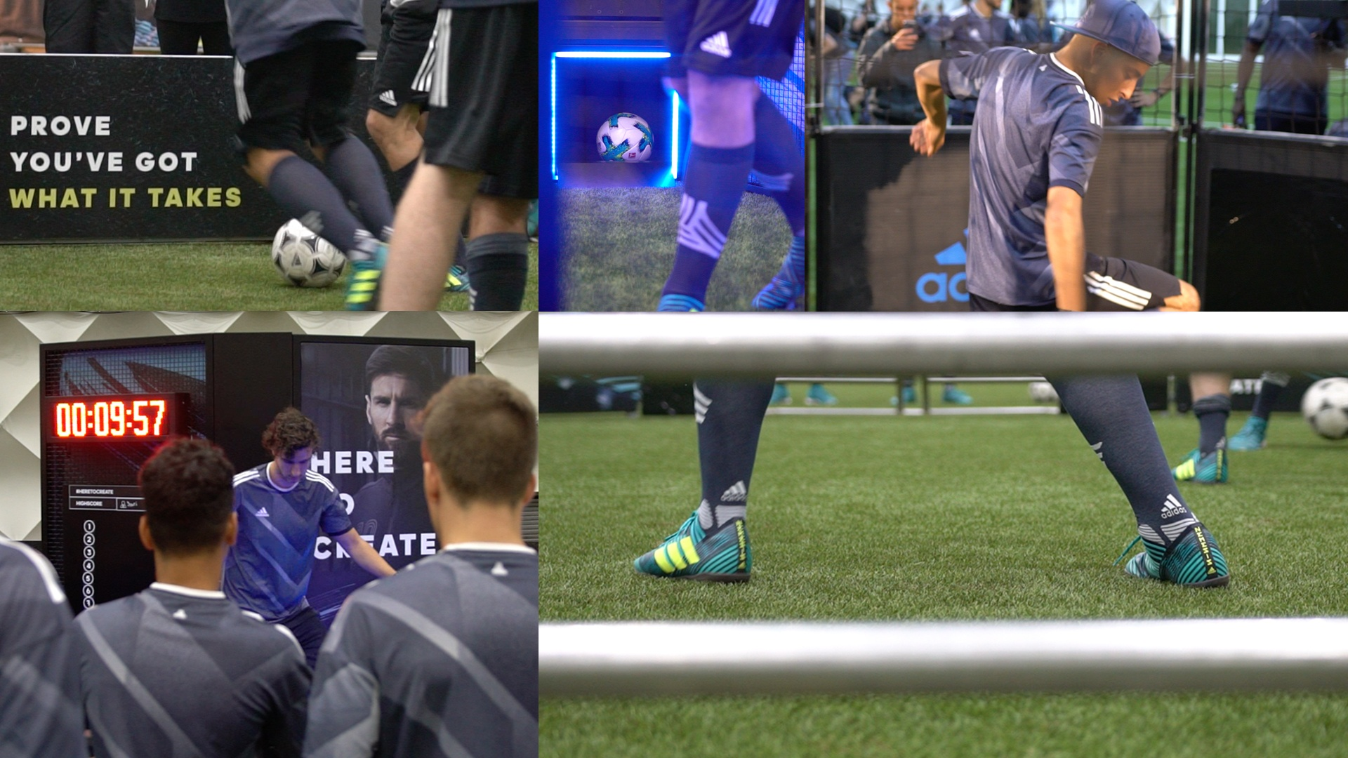 Thumbnail for adidas Nemeziz - it's not made for you