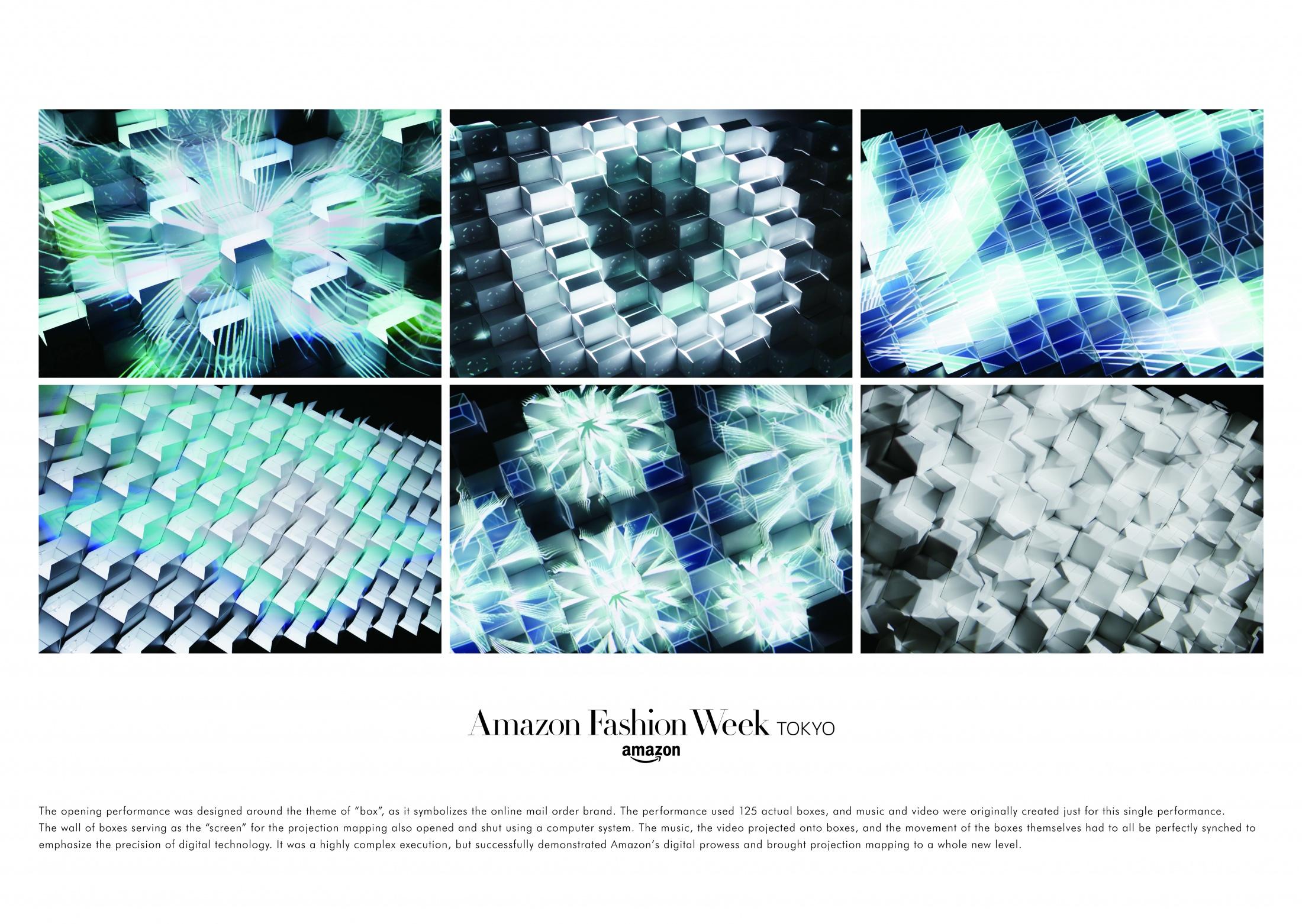Thumbnail for Amazon Fashion Week Tokyo 2017 S/S Opening Act