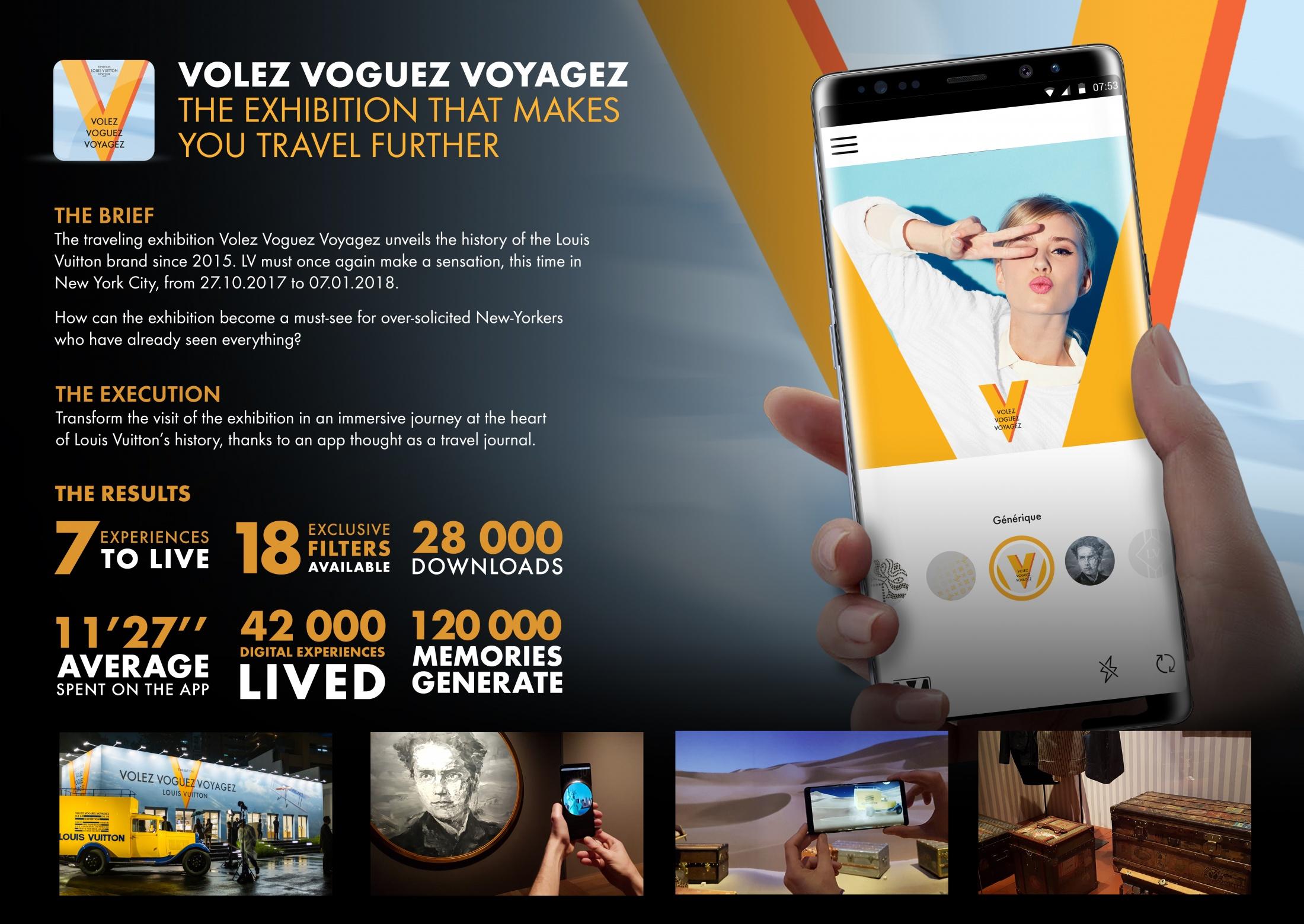 Thumbnail for Volez Voguez Voyagez NYC Application