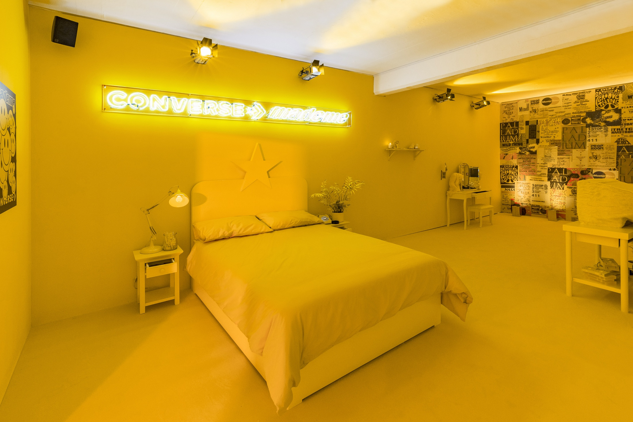 Thumbnail for One Star Hotel Pop Up – Shoreditch, London