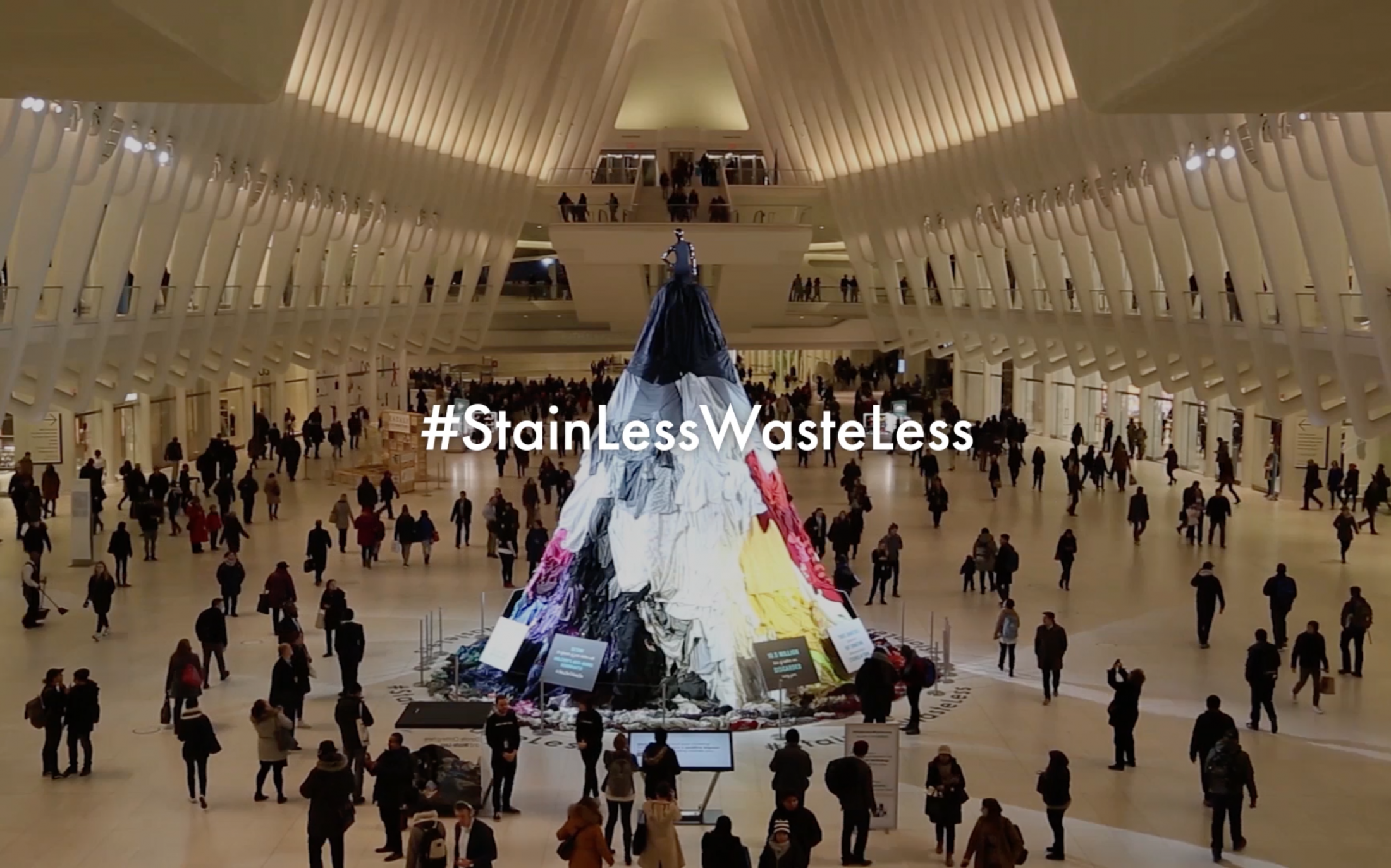 Thumbnail for #StainLessWasteLess