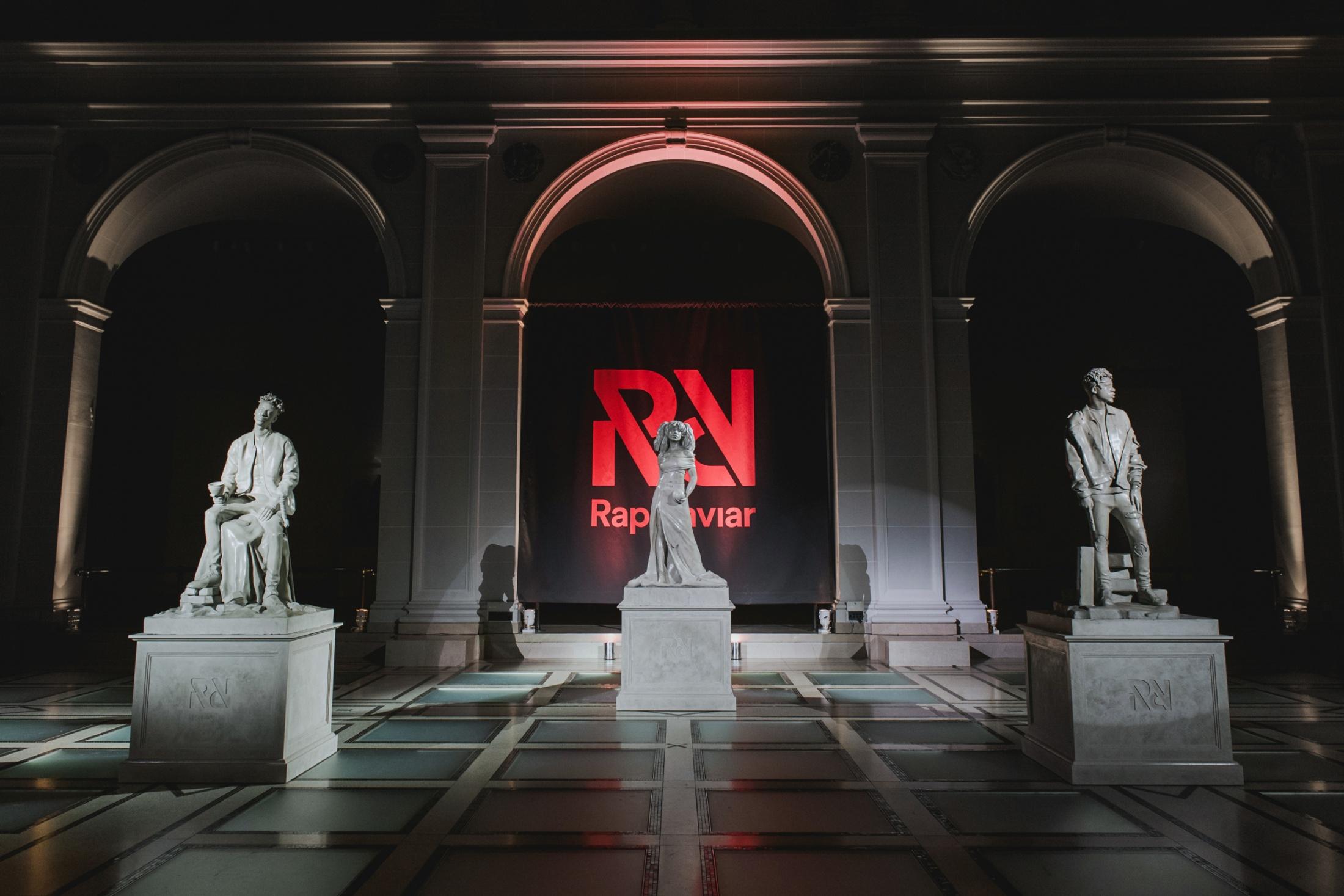 Thumbnail for RapCaviar Pantheon