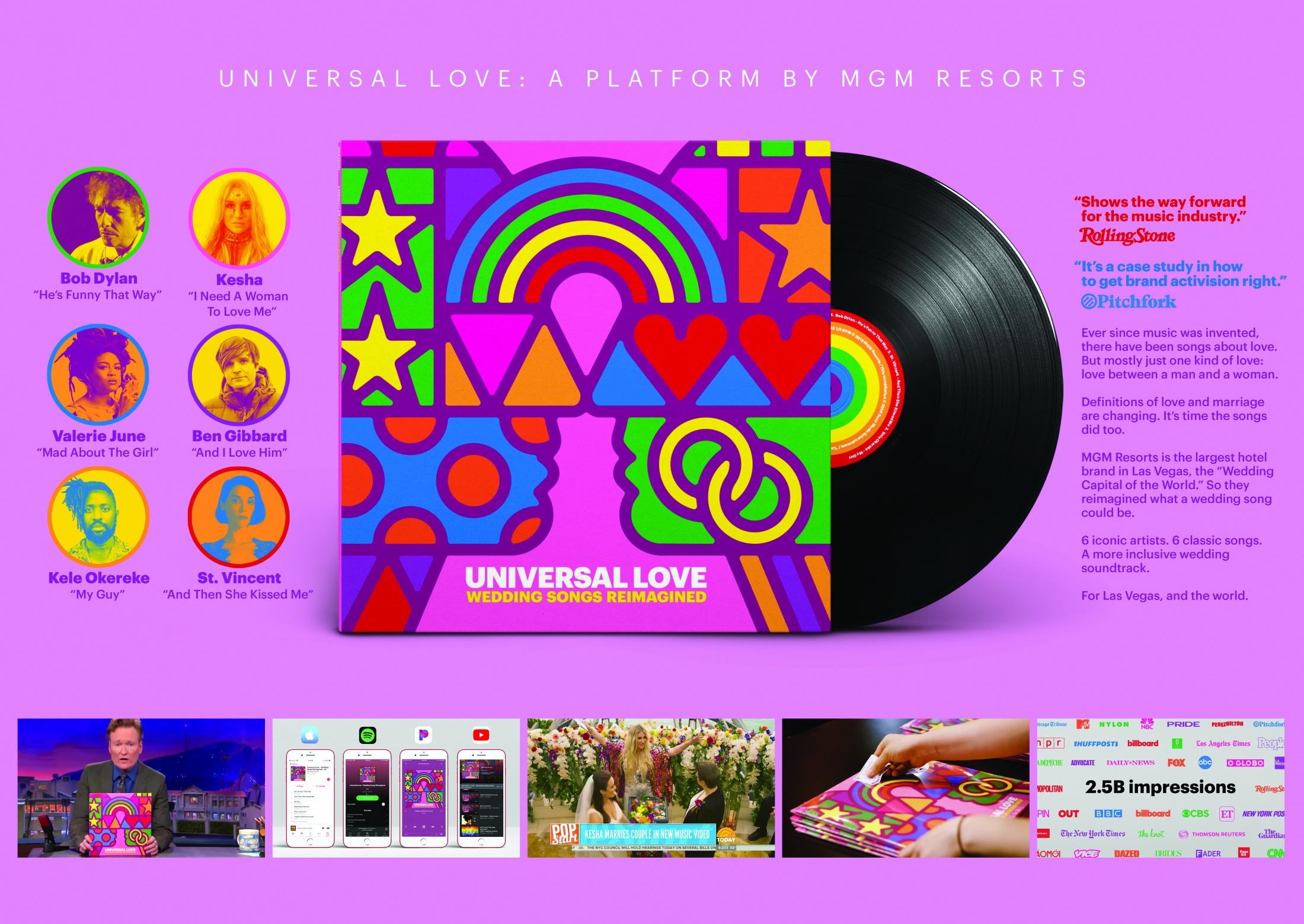 Thumbnail for Universal Love