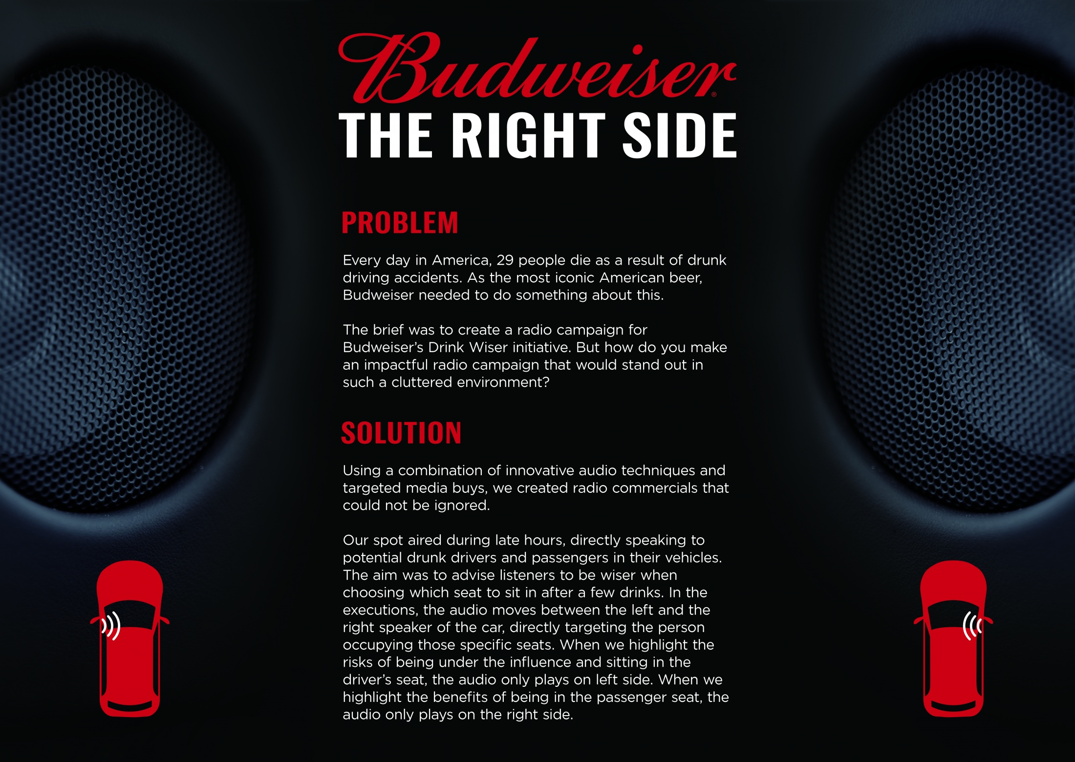 Image Media for THE RIGHT SIDE: DRIVE WISER