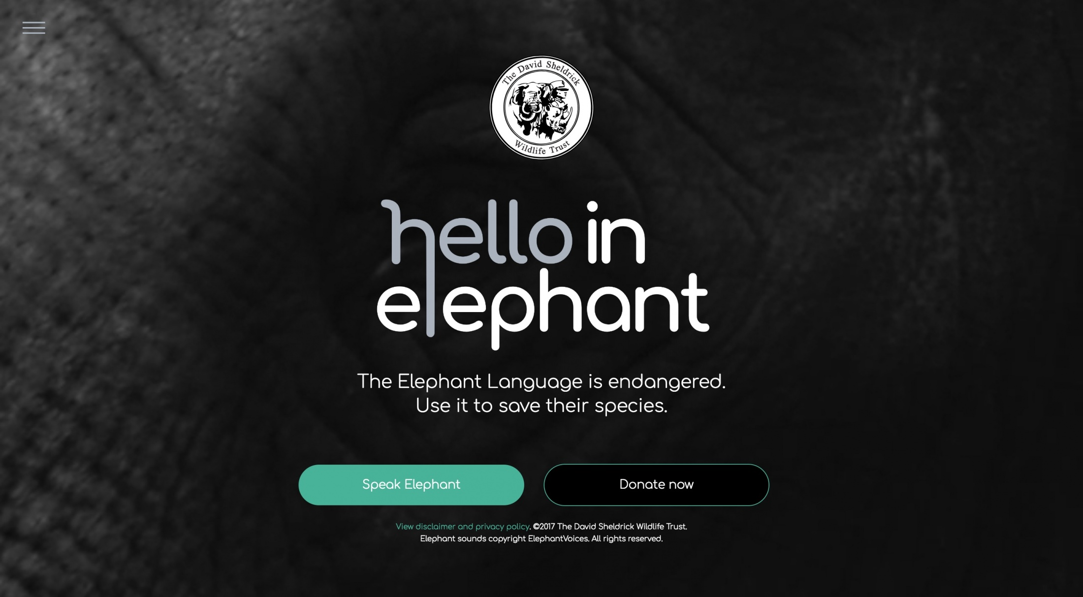 Thumbnail for Hello in Elephant