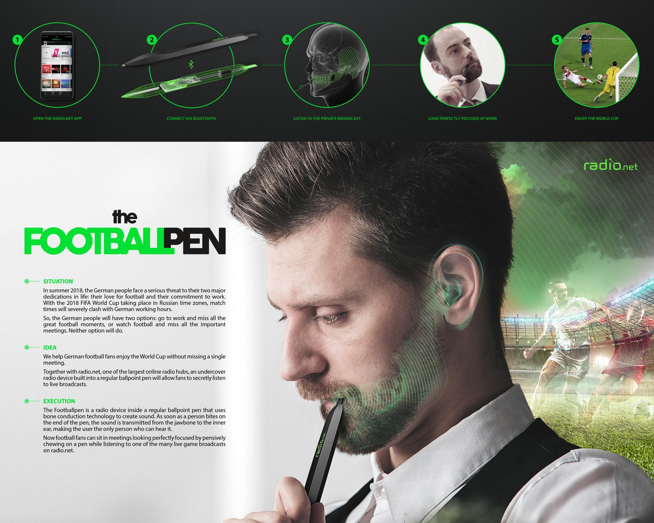 Thumbnail for Footballpen