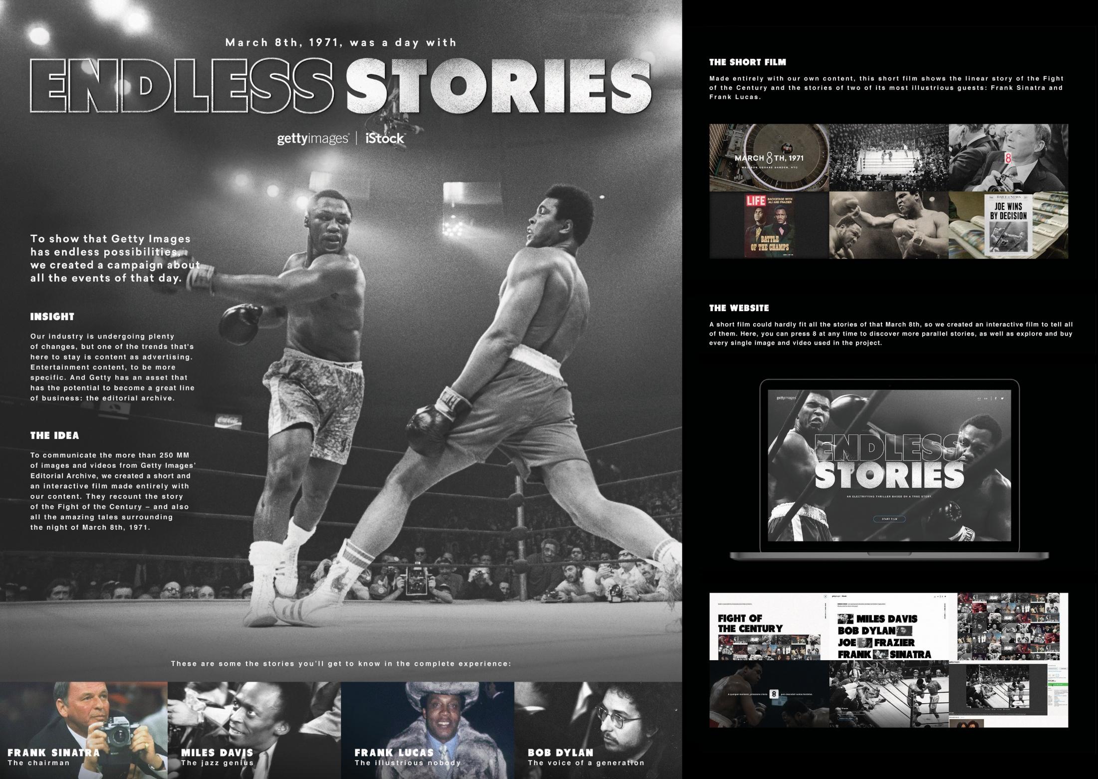 Thumbnail for Endless Stories