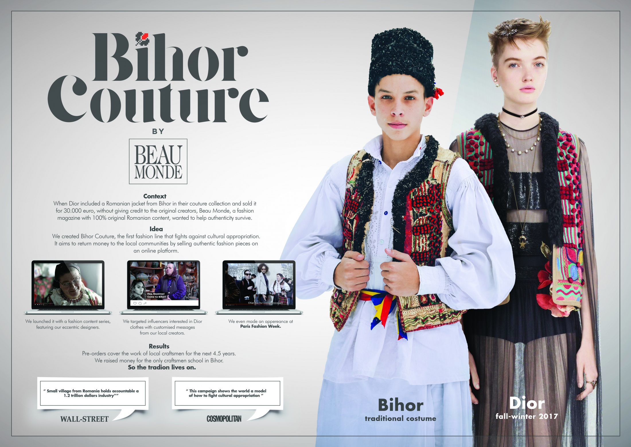 Thumbnail for BIHOR COUTURE
