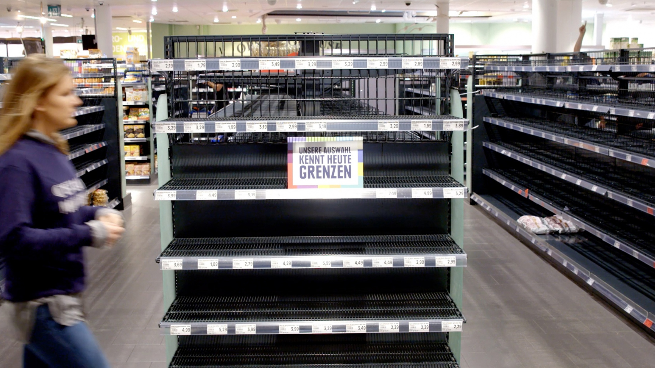 Thumbnail for The most German supermarket