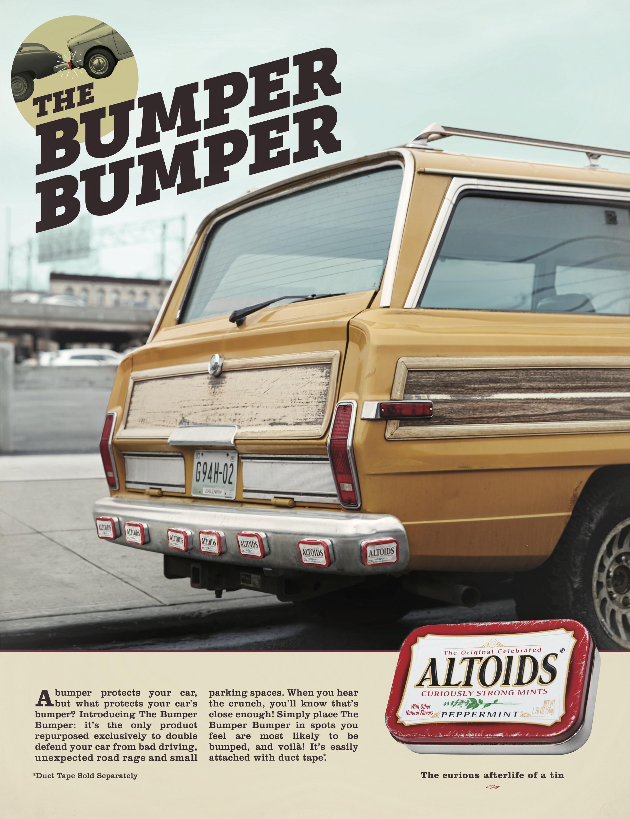 Thumbnail for Bumper, Bumper