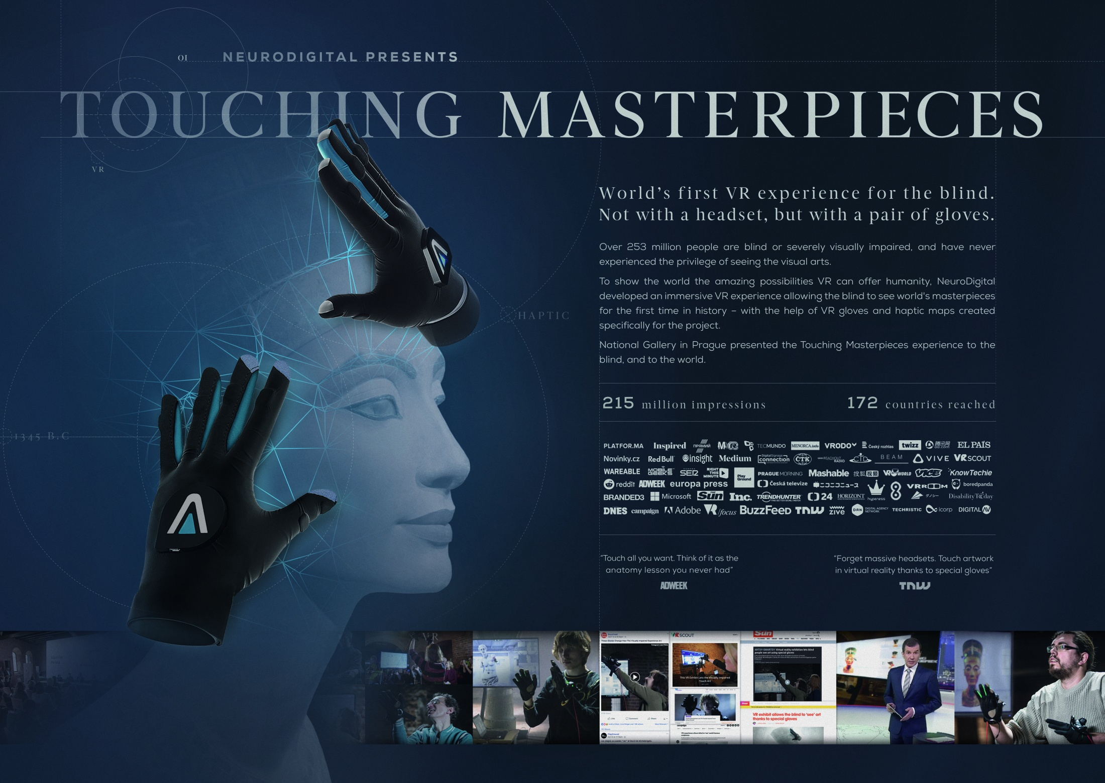 Thumbnail for Touching Masterpieces