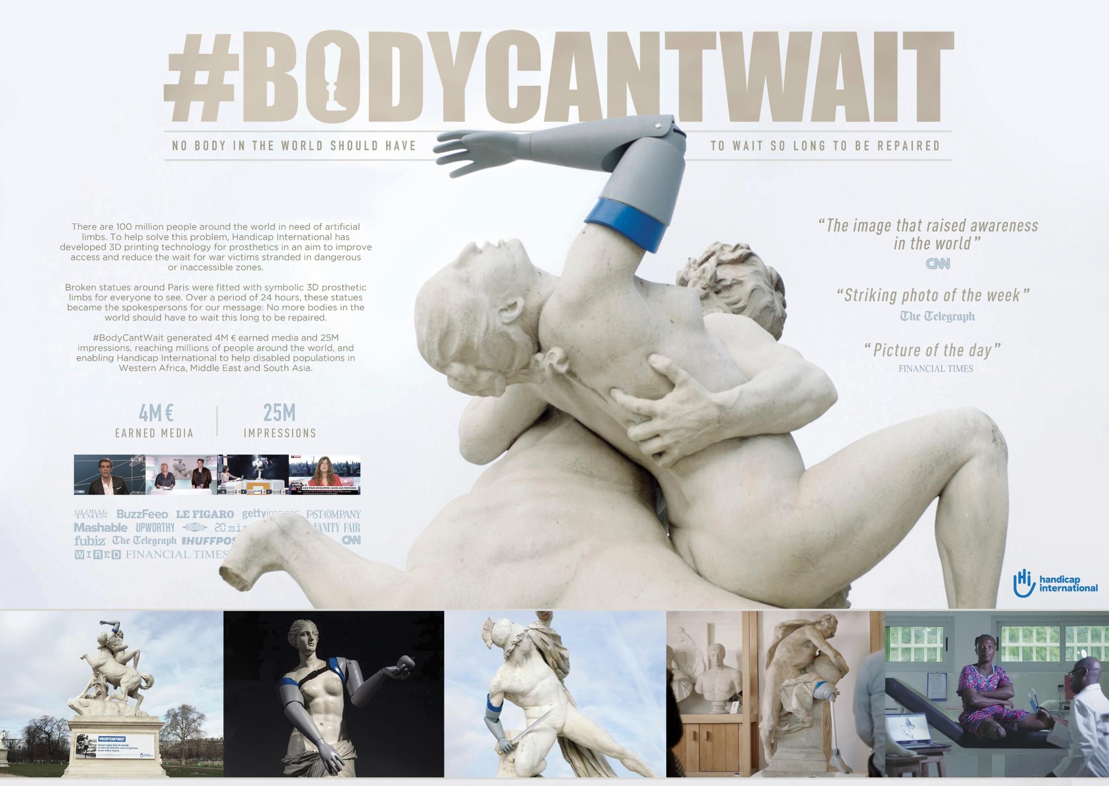 Thumbnail for #BodyCantWait