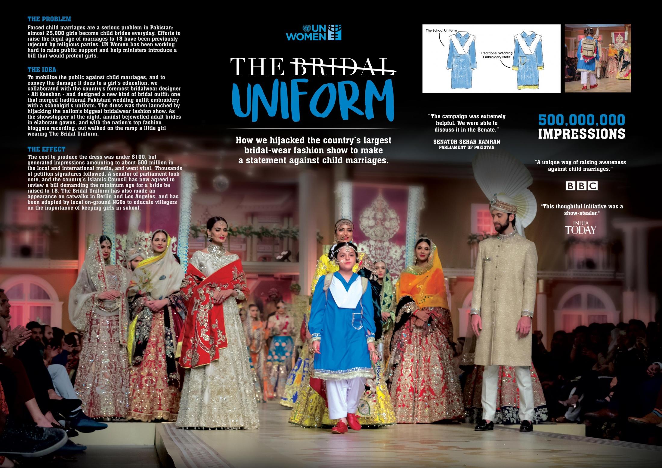 Thumbnail for The Bridal Uniform