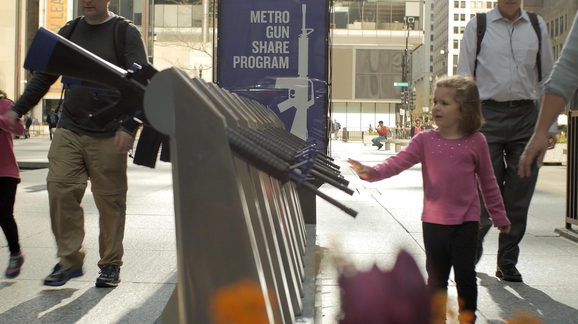 Thumbnail for Metro Gun Share Installation